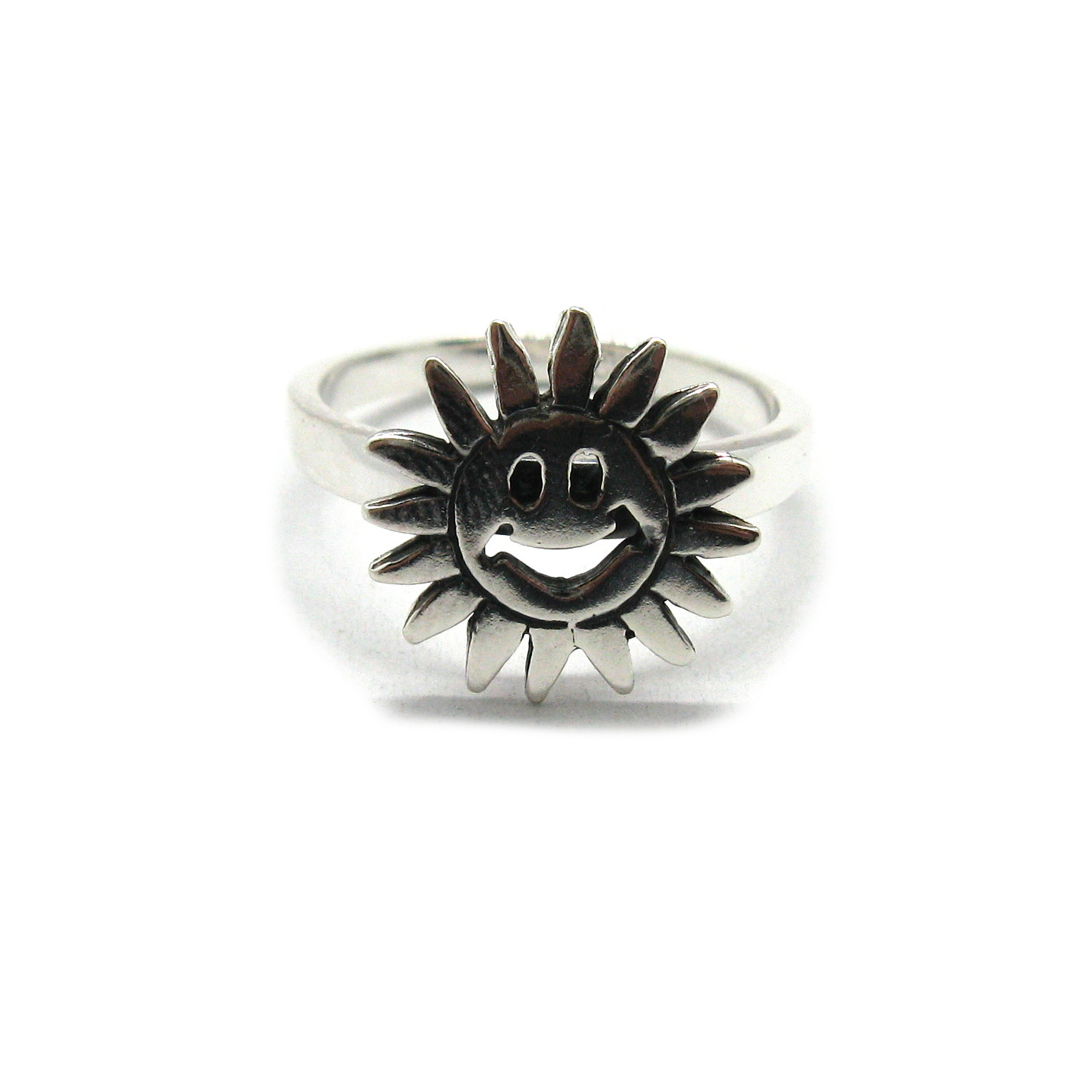 Silver ring - R001950