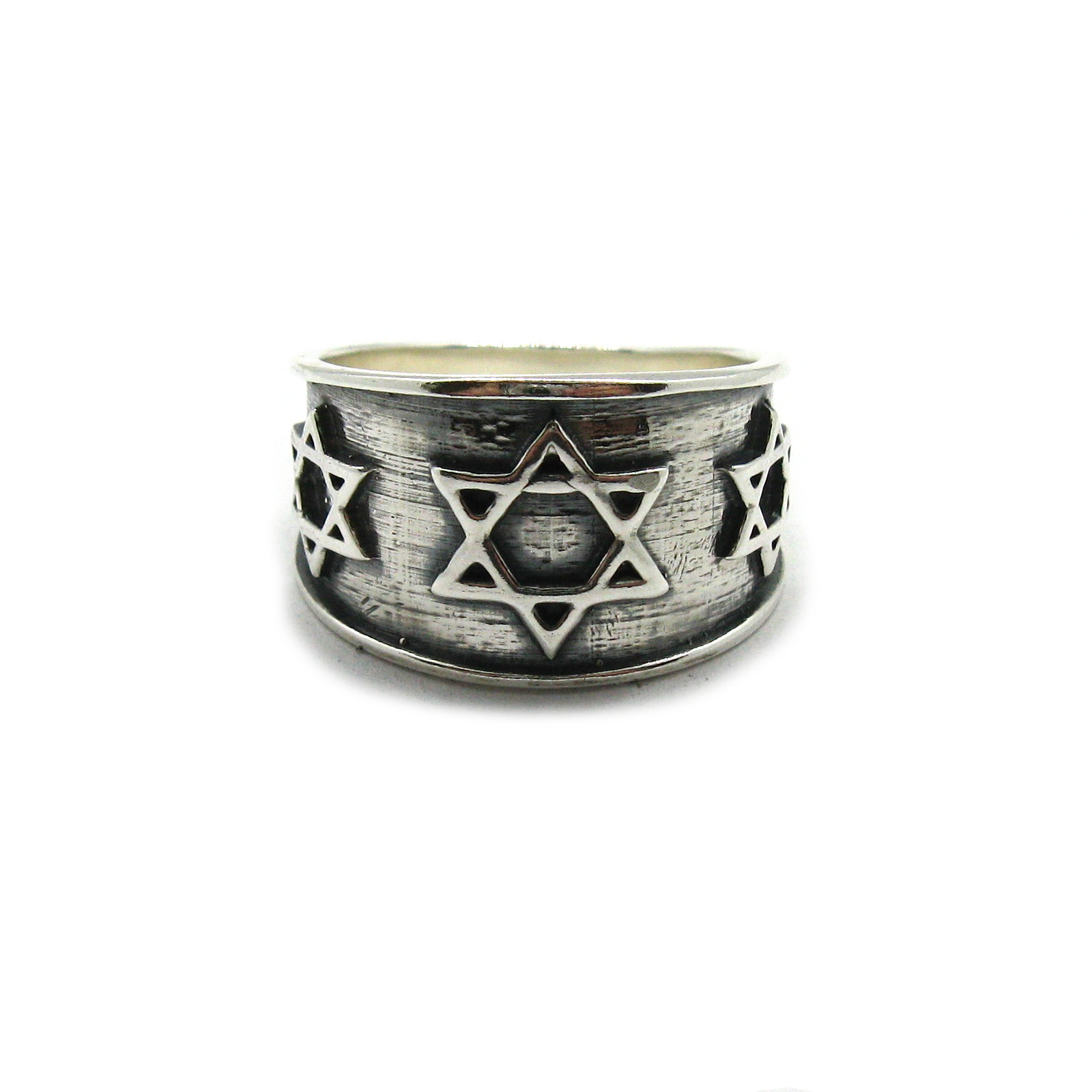 Silver ring - R001952