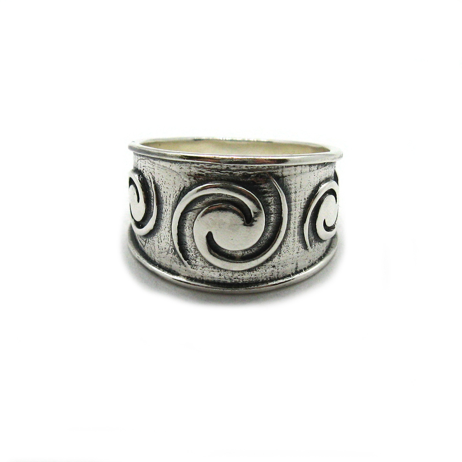 Silver ring - R001953