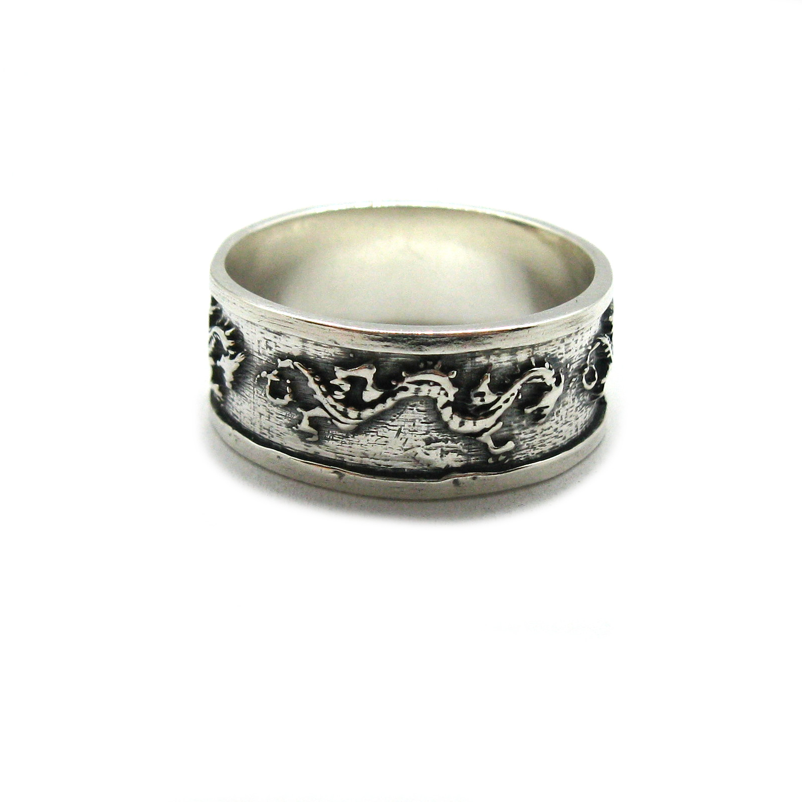 Silver ring - R001954