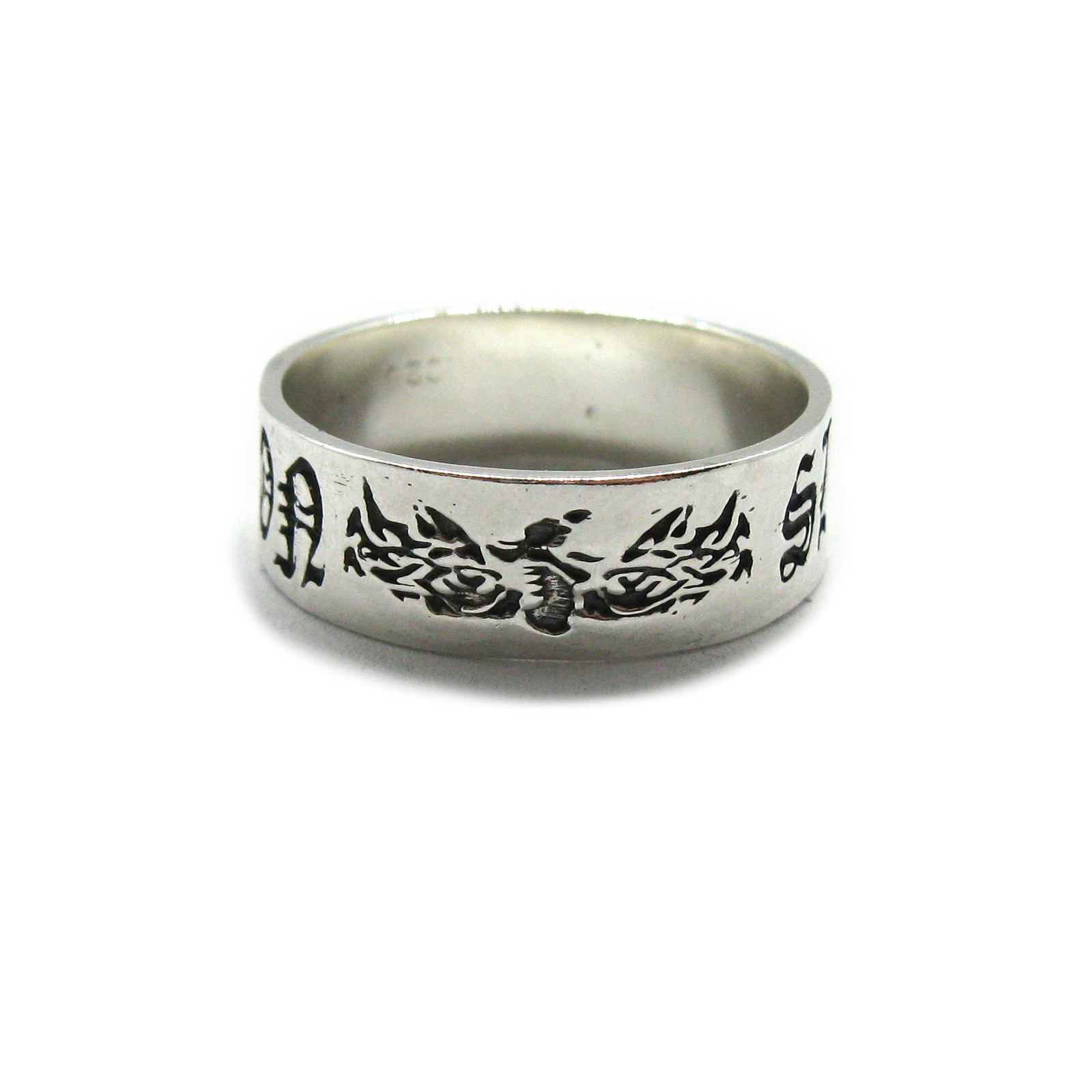 Silver ring - R001955