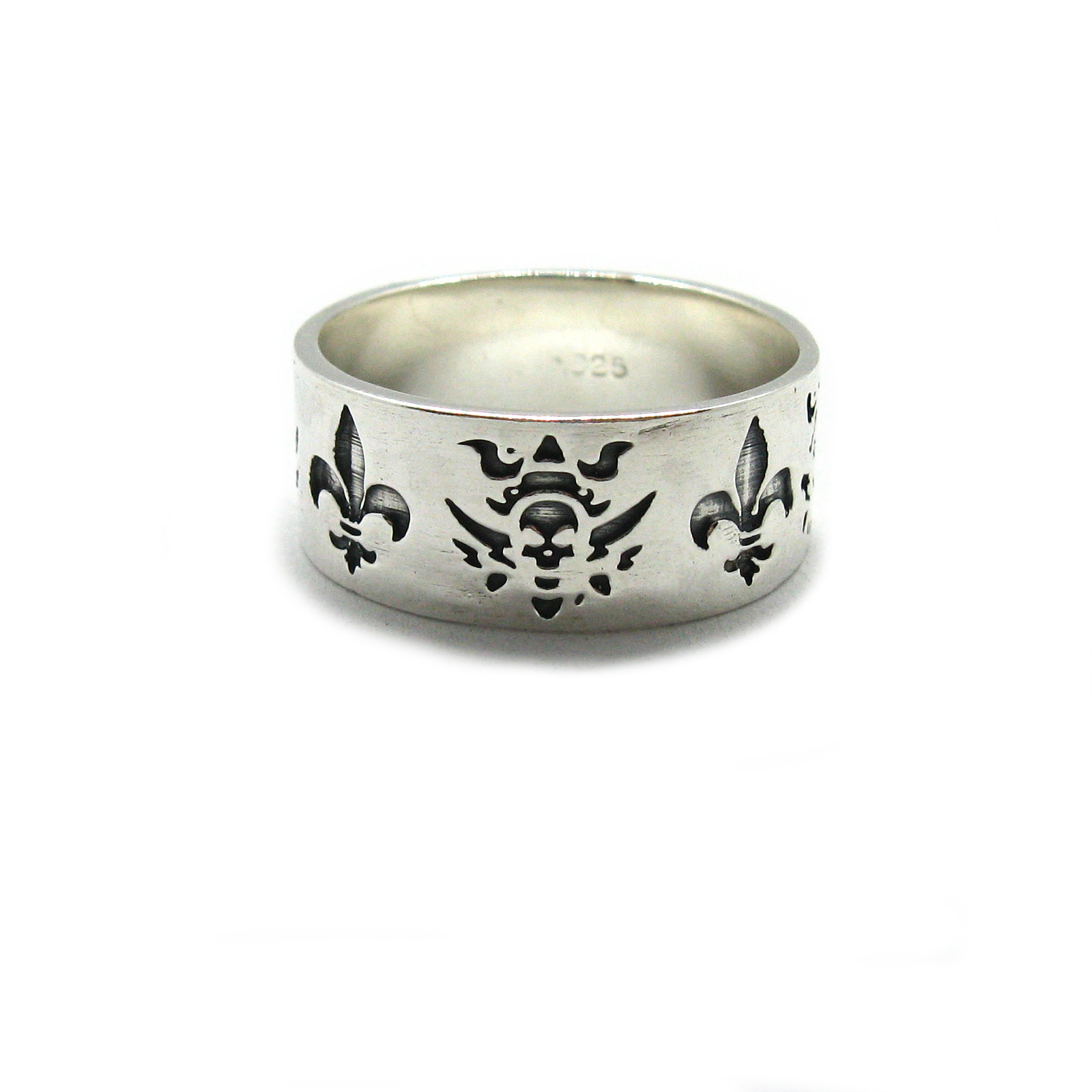 Silver ring - R001956