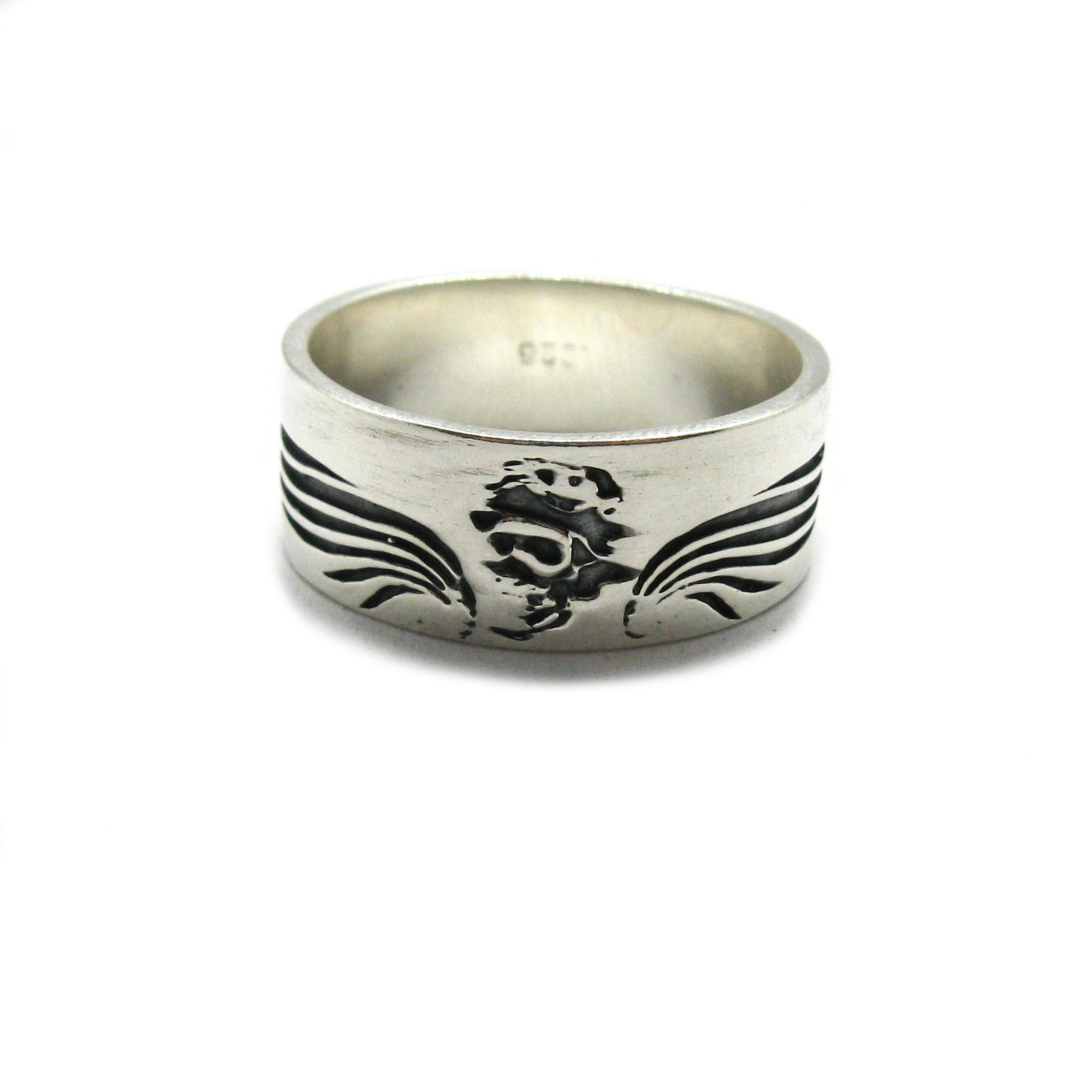 Silver ring - R001960
