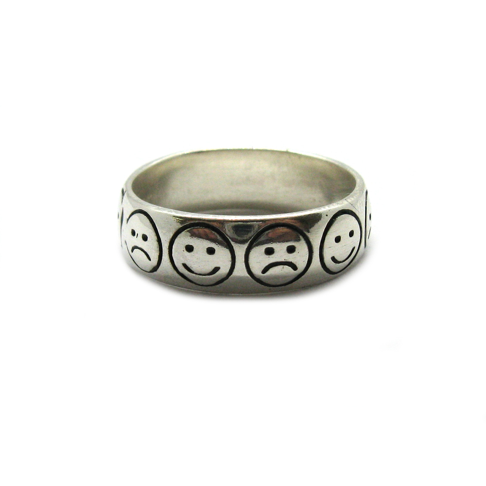 Silver ring - R001969