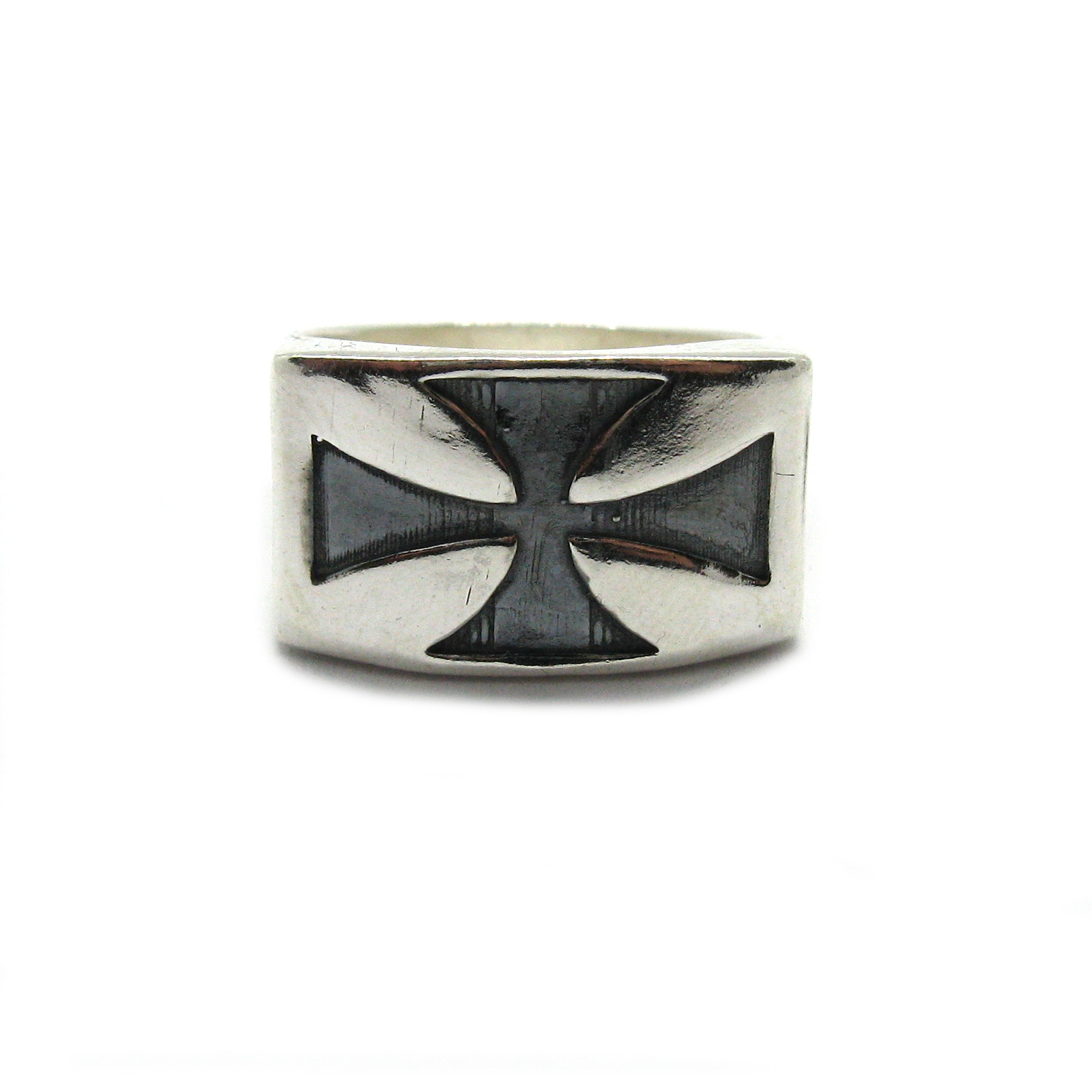 Silver ring - R001972