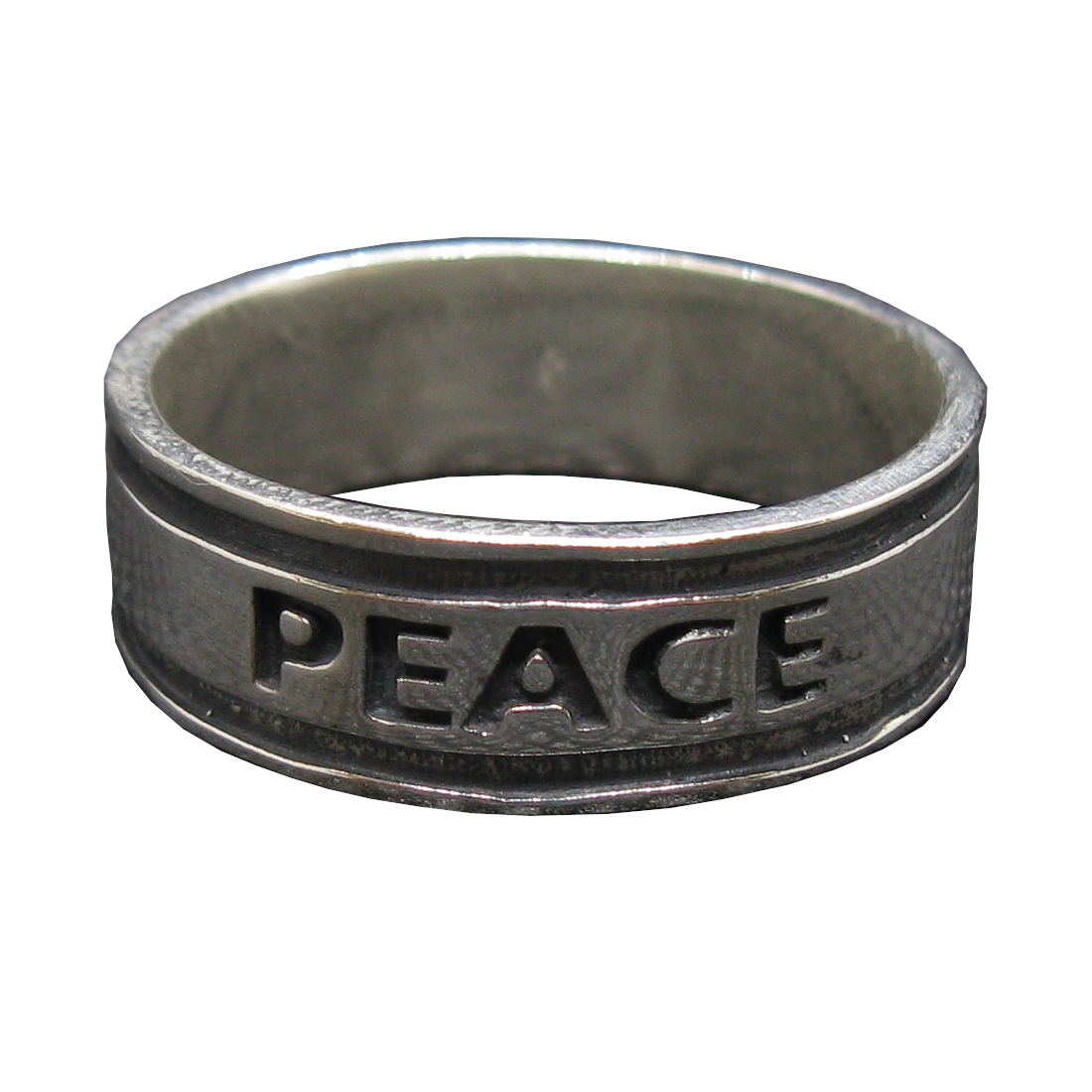 Silver ring - R002008
