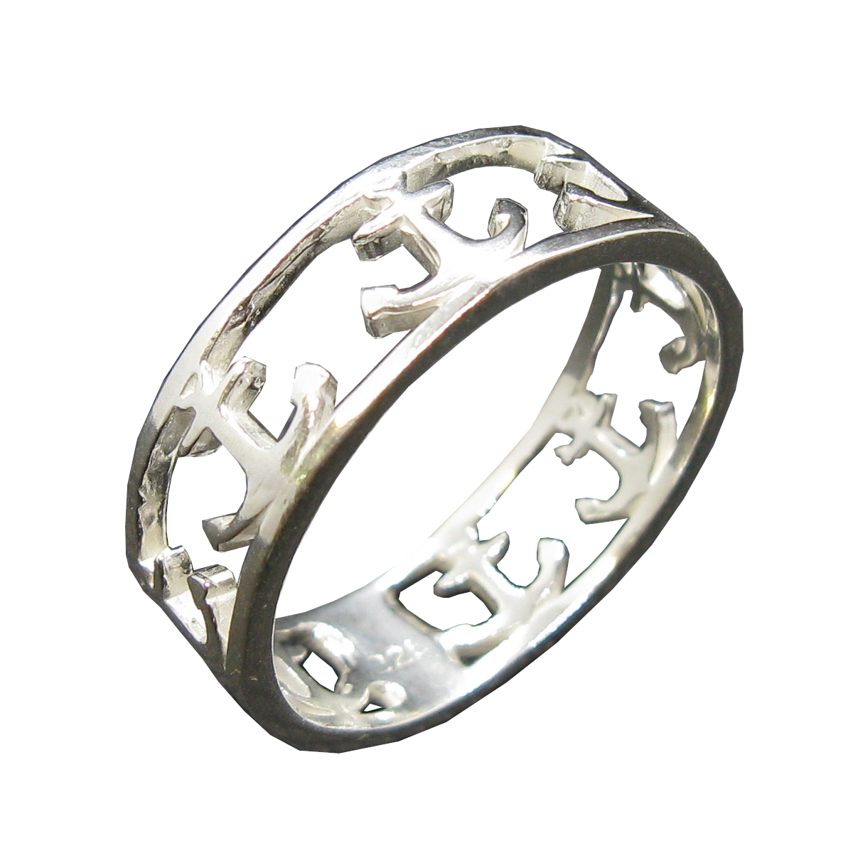 Silver ring - R002009