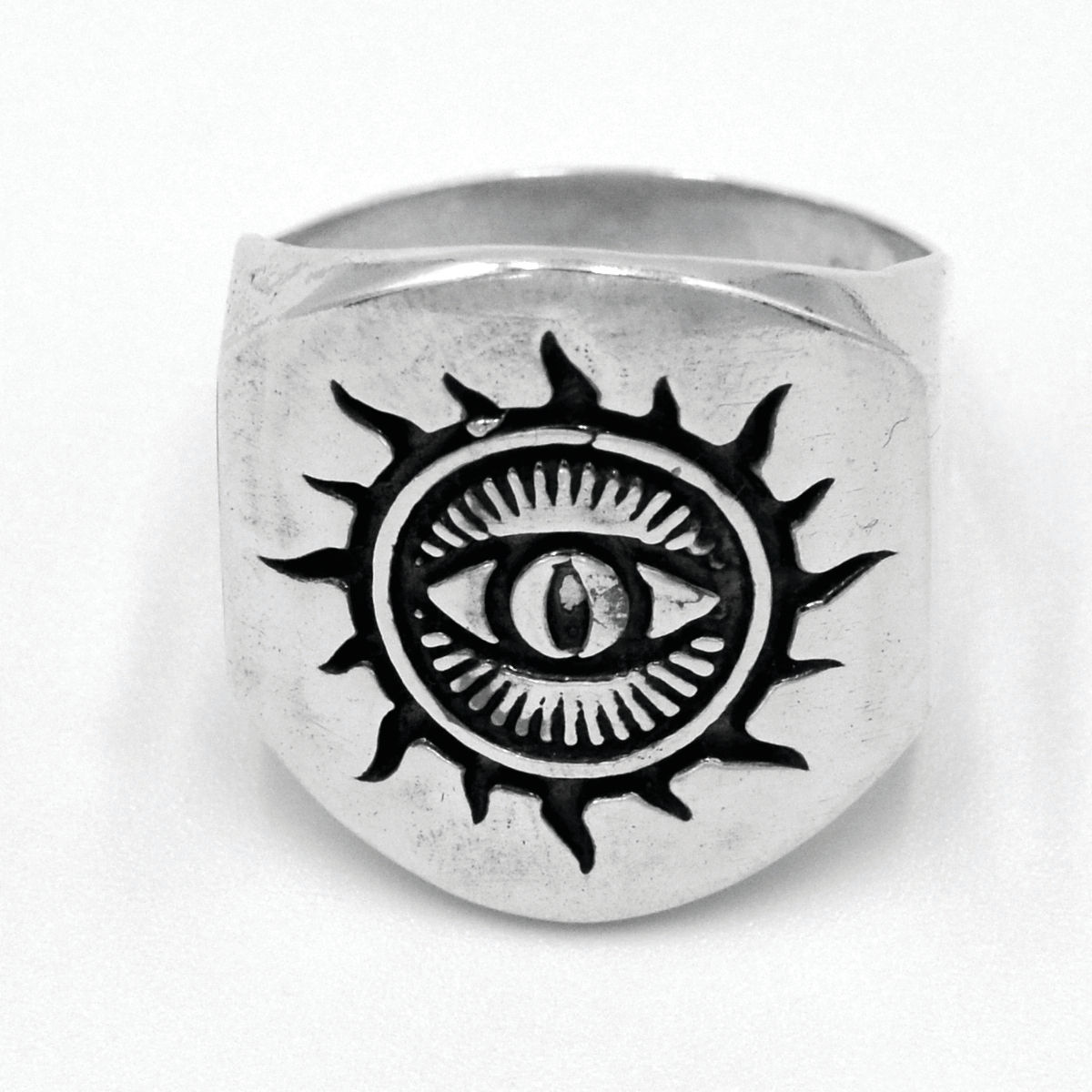 Silver ring - R002023