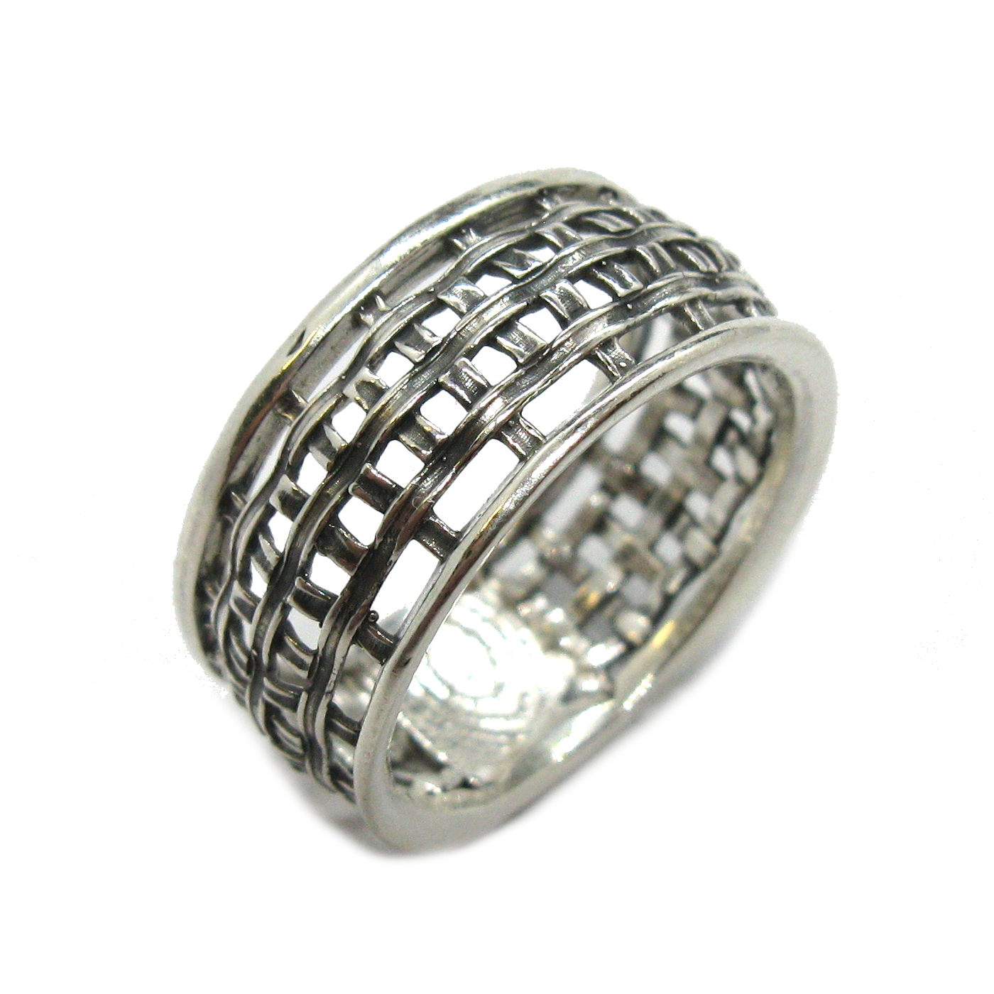 Silver ring - R002031