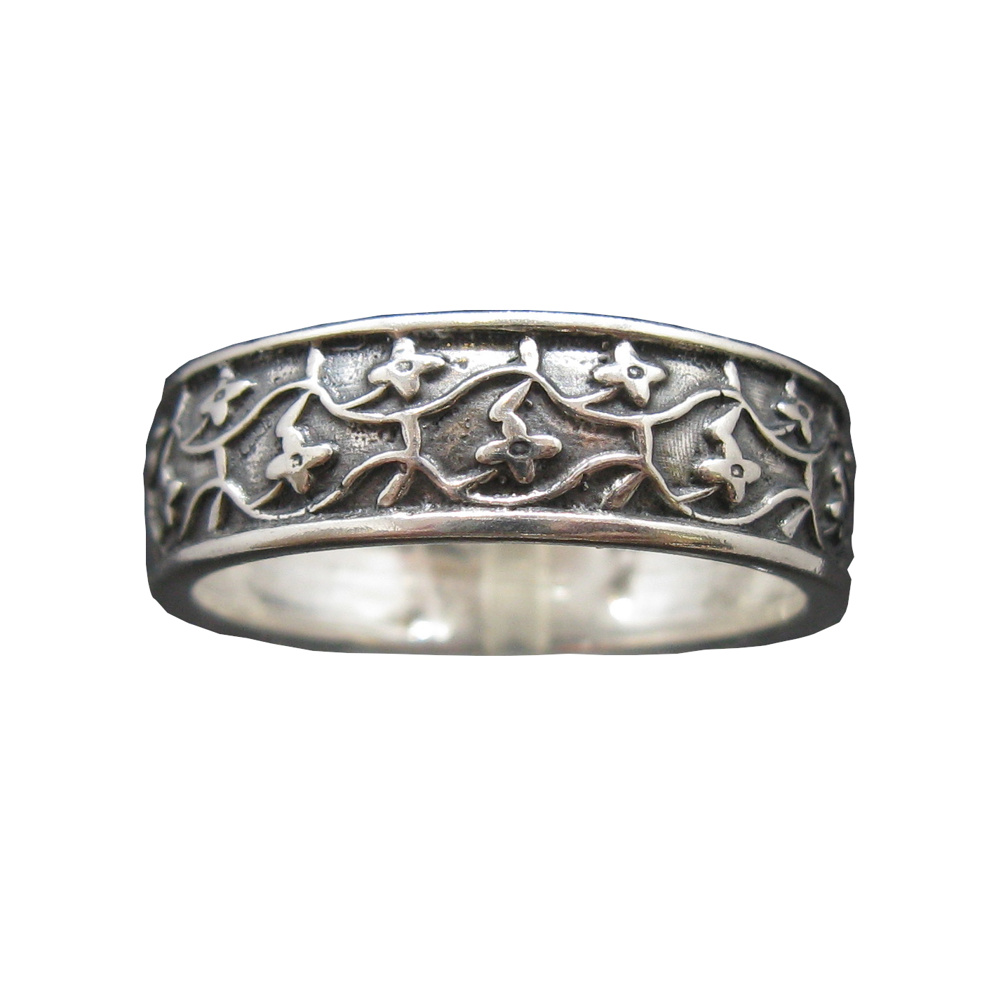 Silver ring - R002035