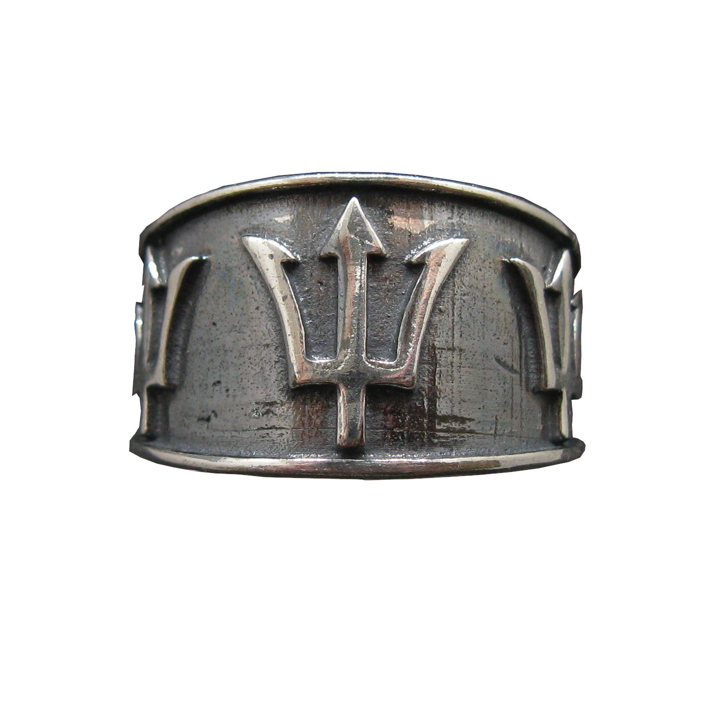 Silver ring - R002039