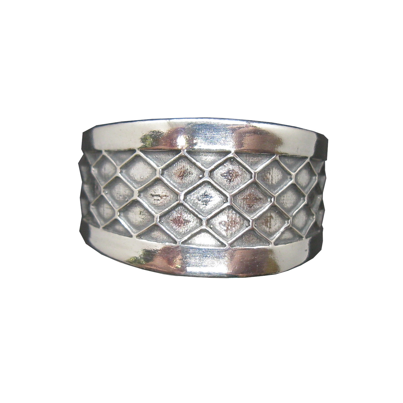 Silver ring - R002040
