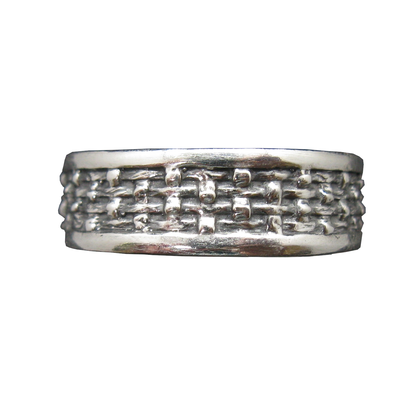 Silver ring - R002043