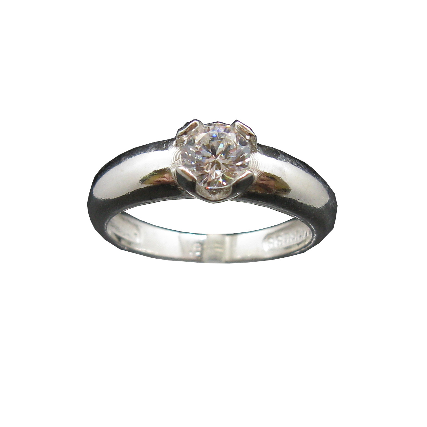 Silver ring - R002049
