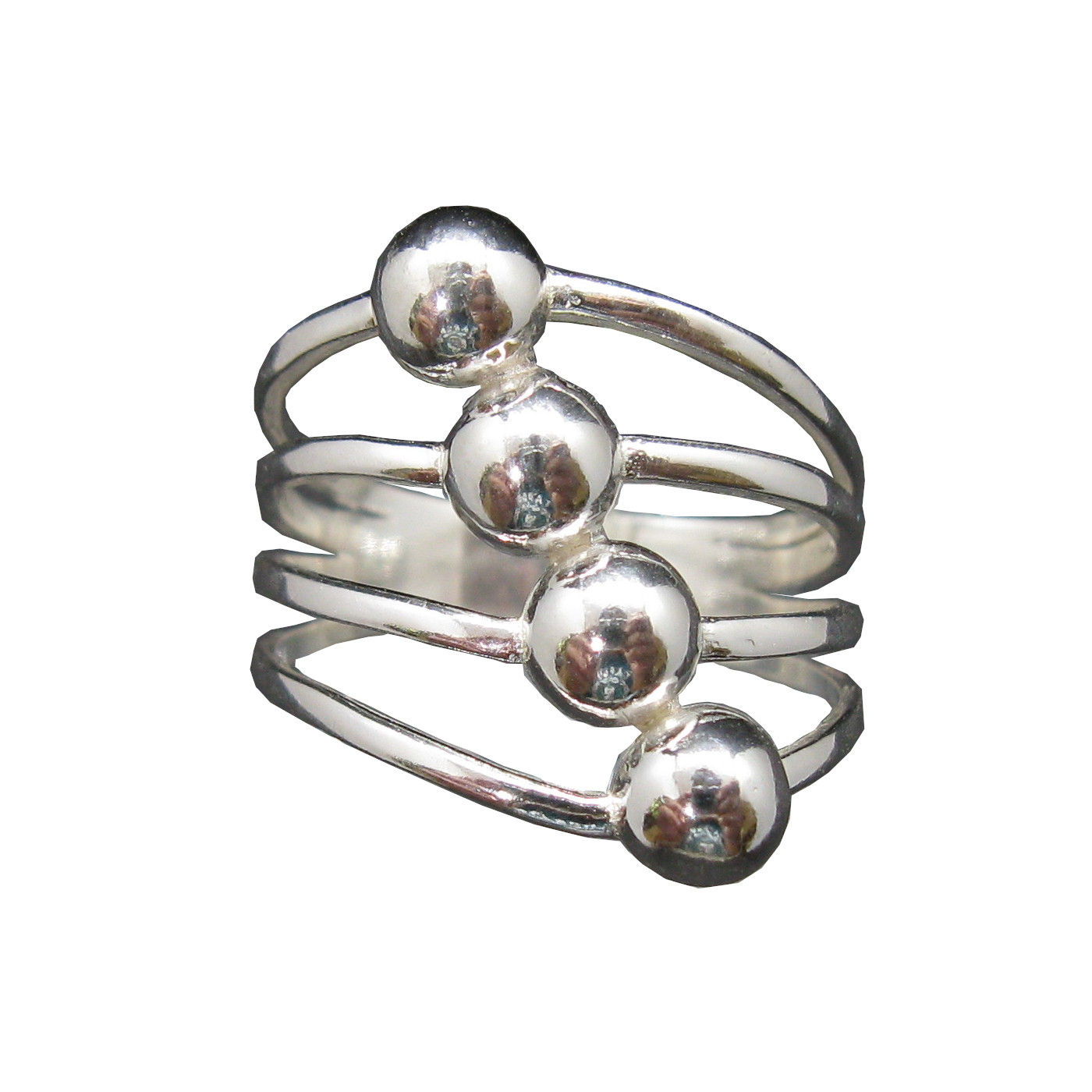Silver ring - R002050