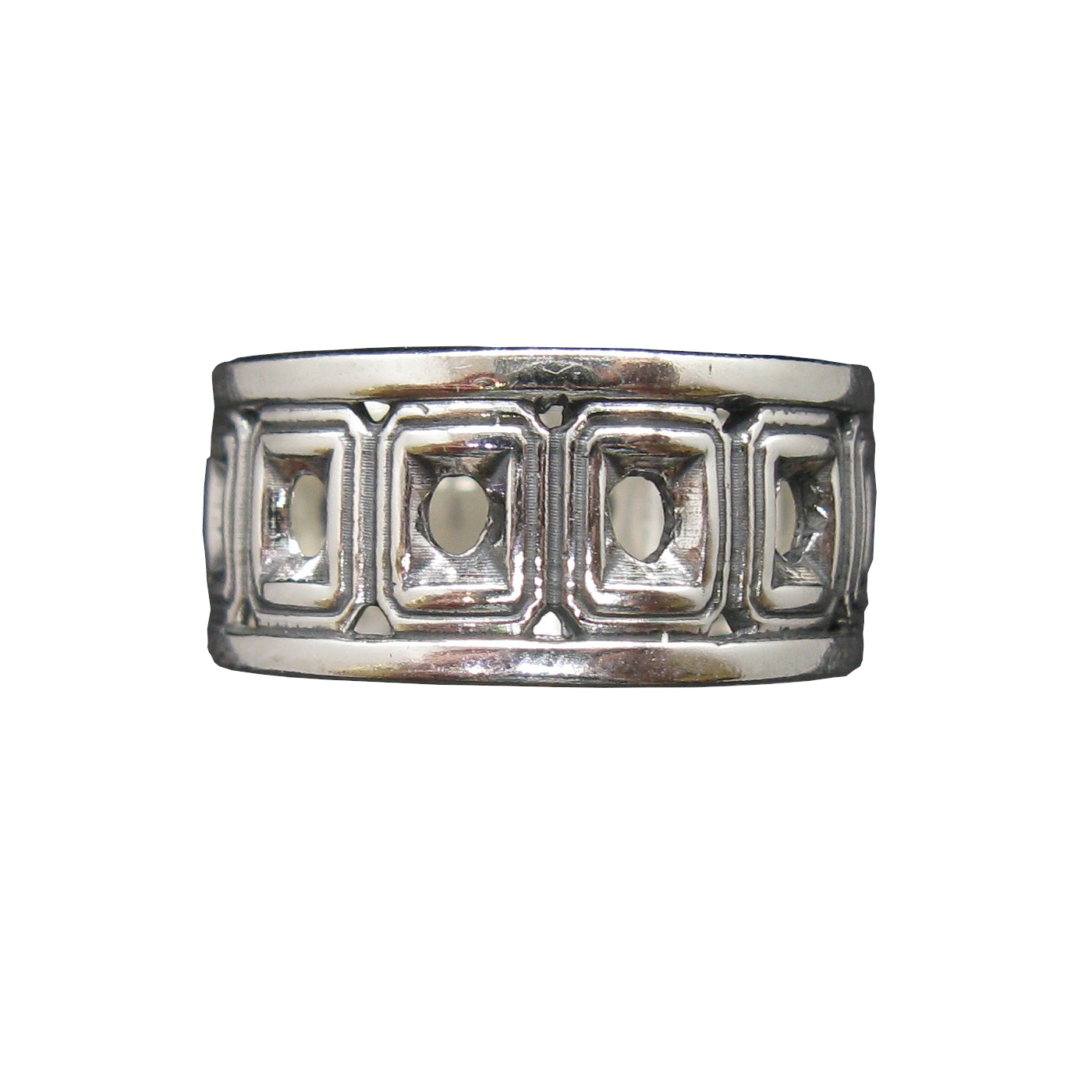 Silver ring - R002054