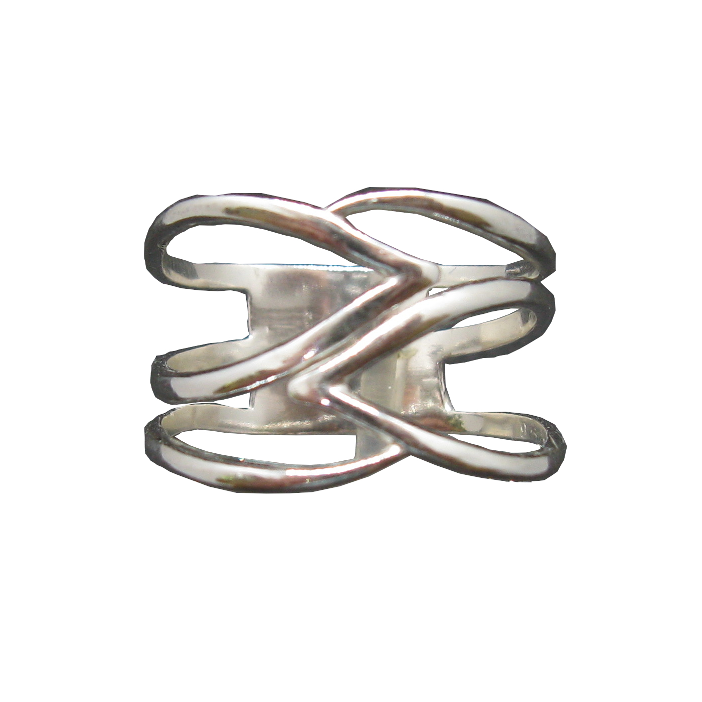 Silver ring - R002057