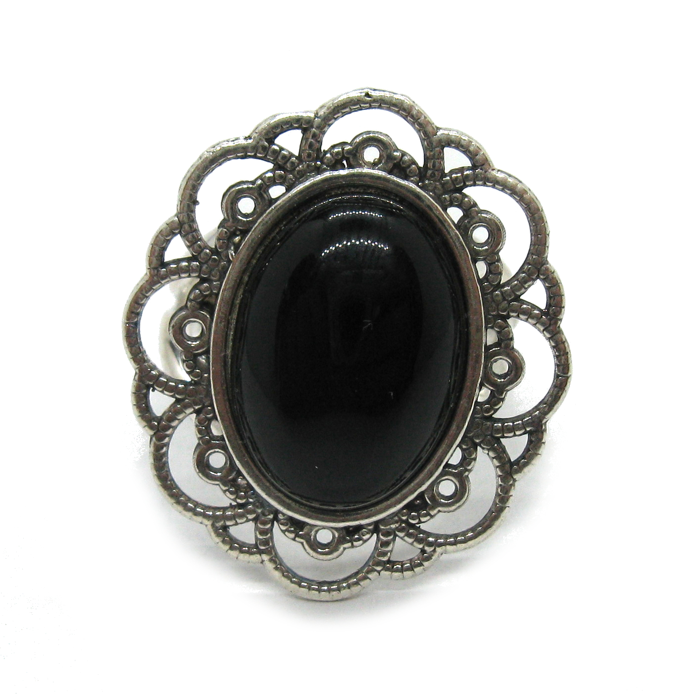 Silver ring - R002075