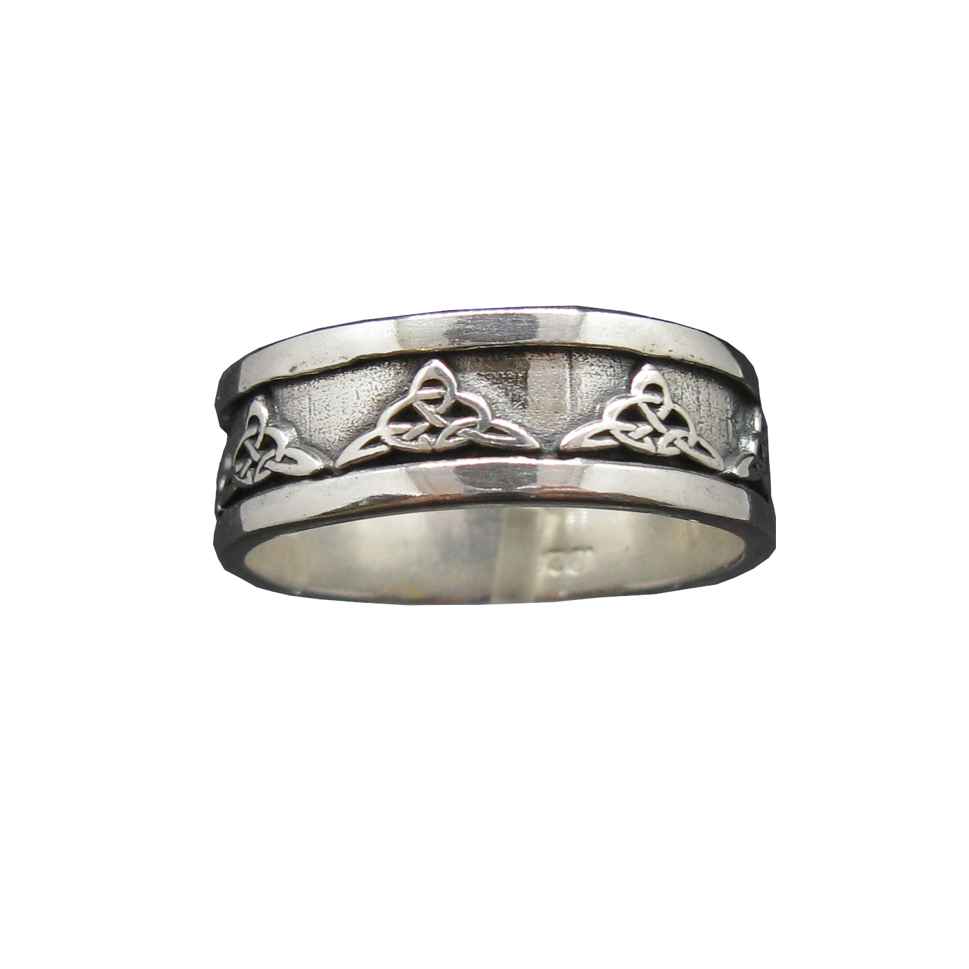 Silver ring - R002079