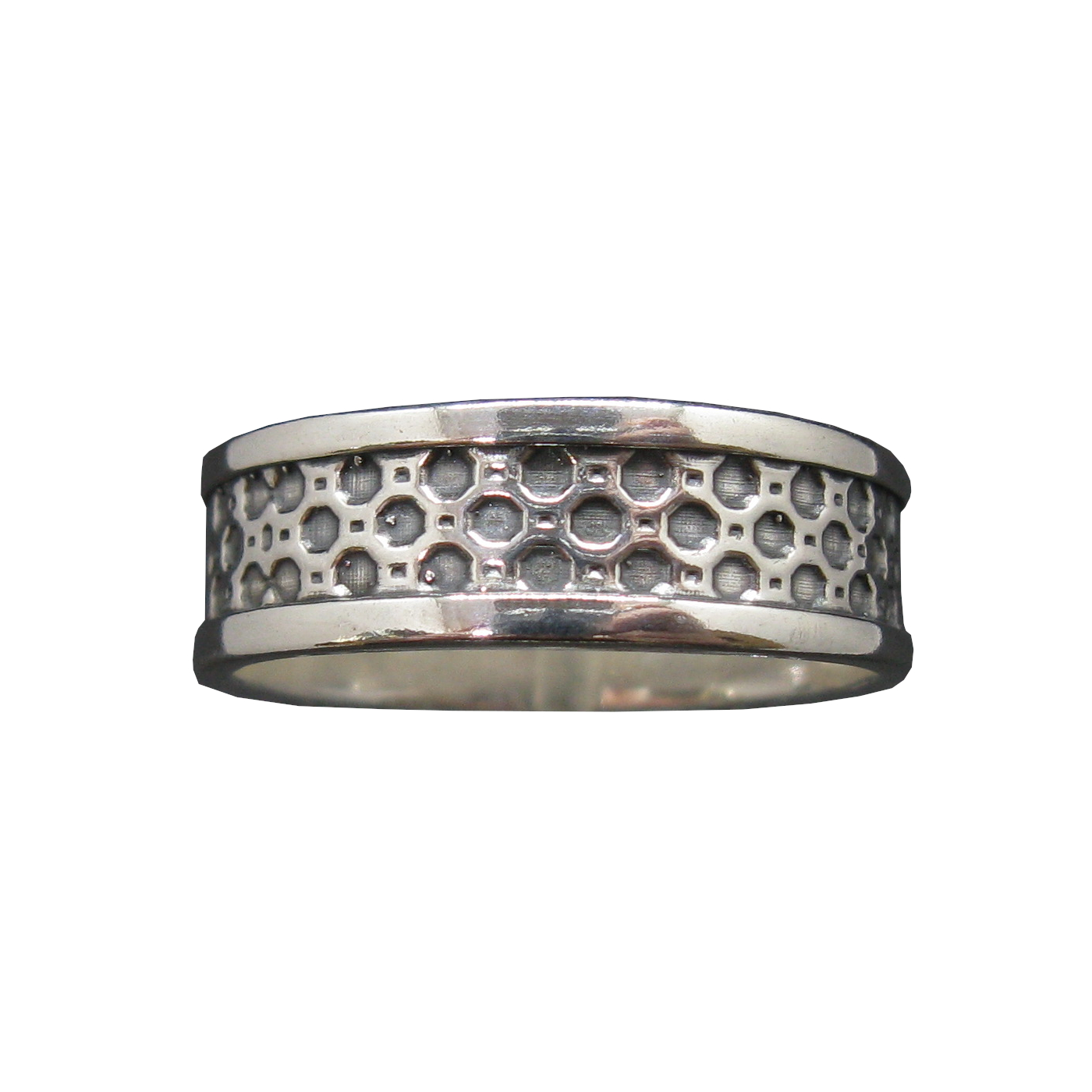 Silver ring - R002109