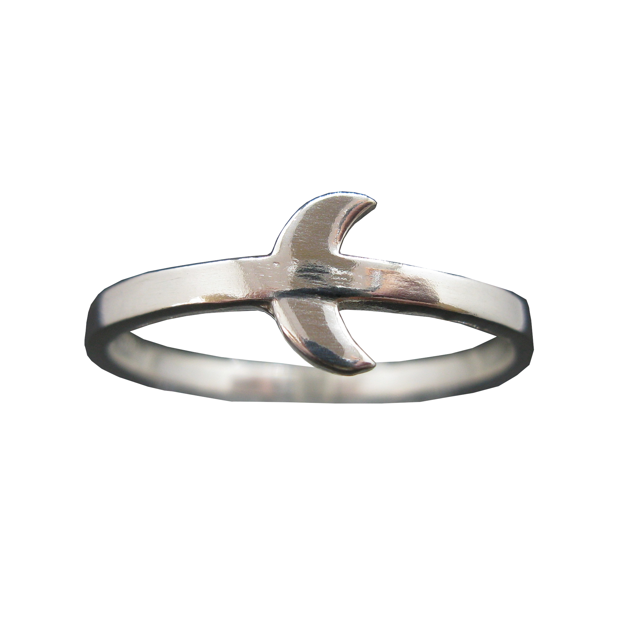 Silver ring - R002131