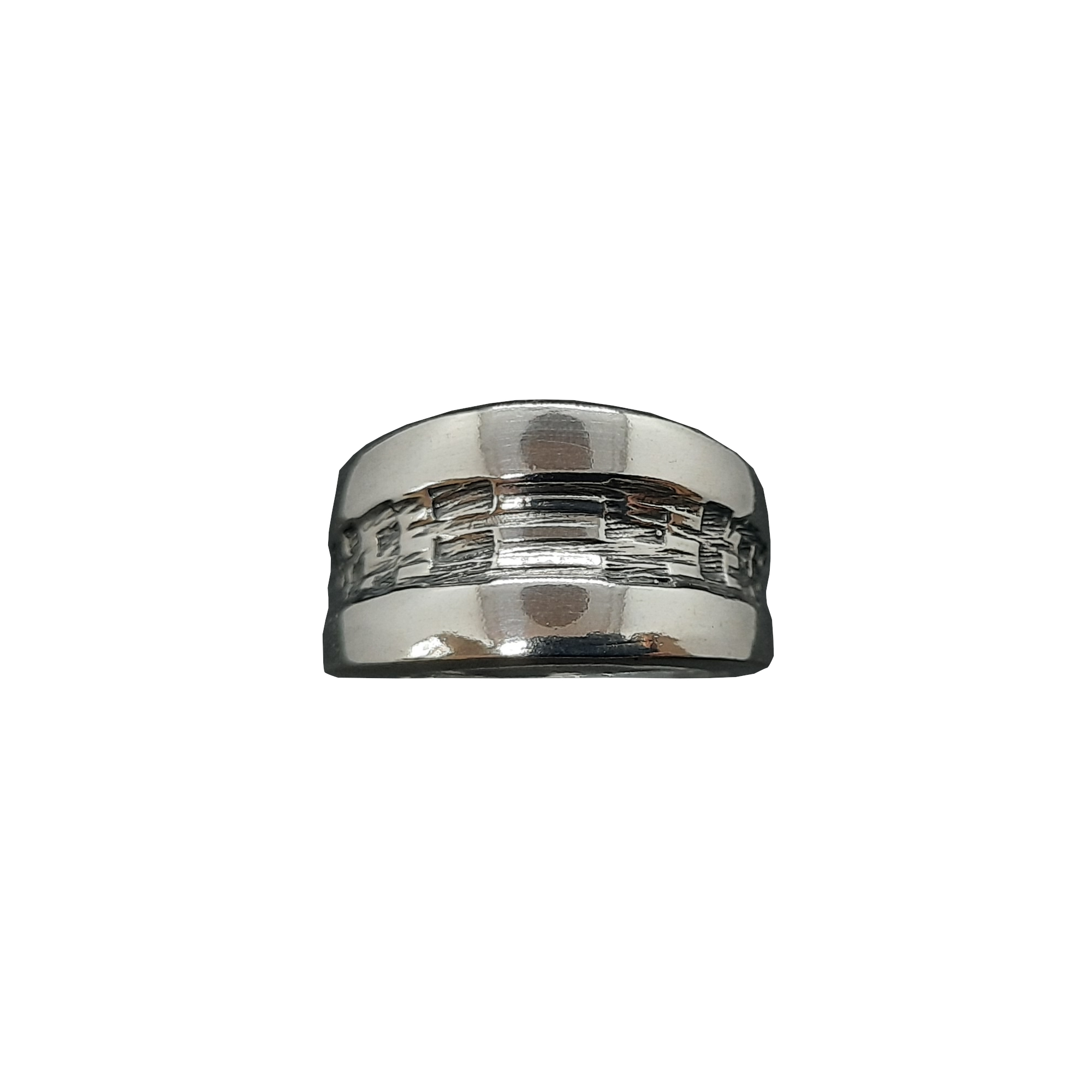 Silver ring - R002156