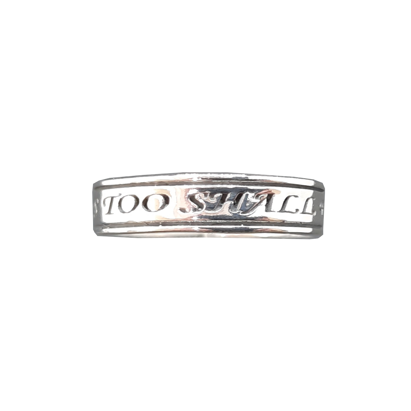 Silver ring - R002159