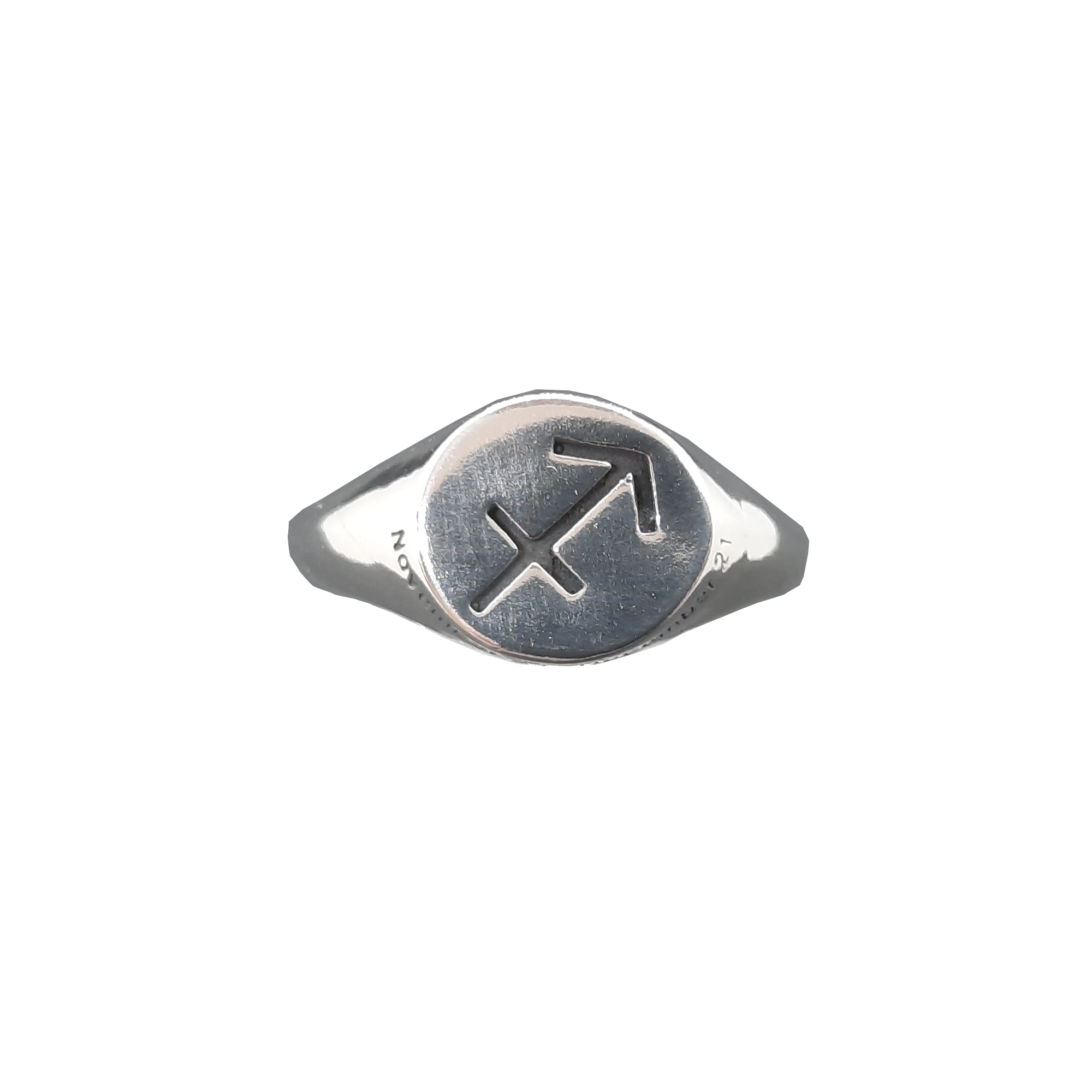 Silver ring - R002163