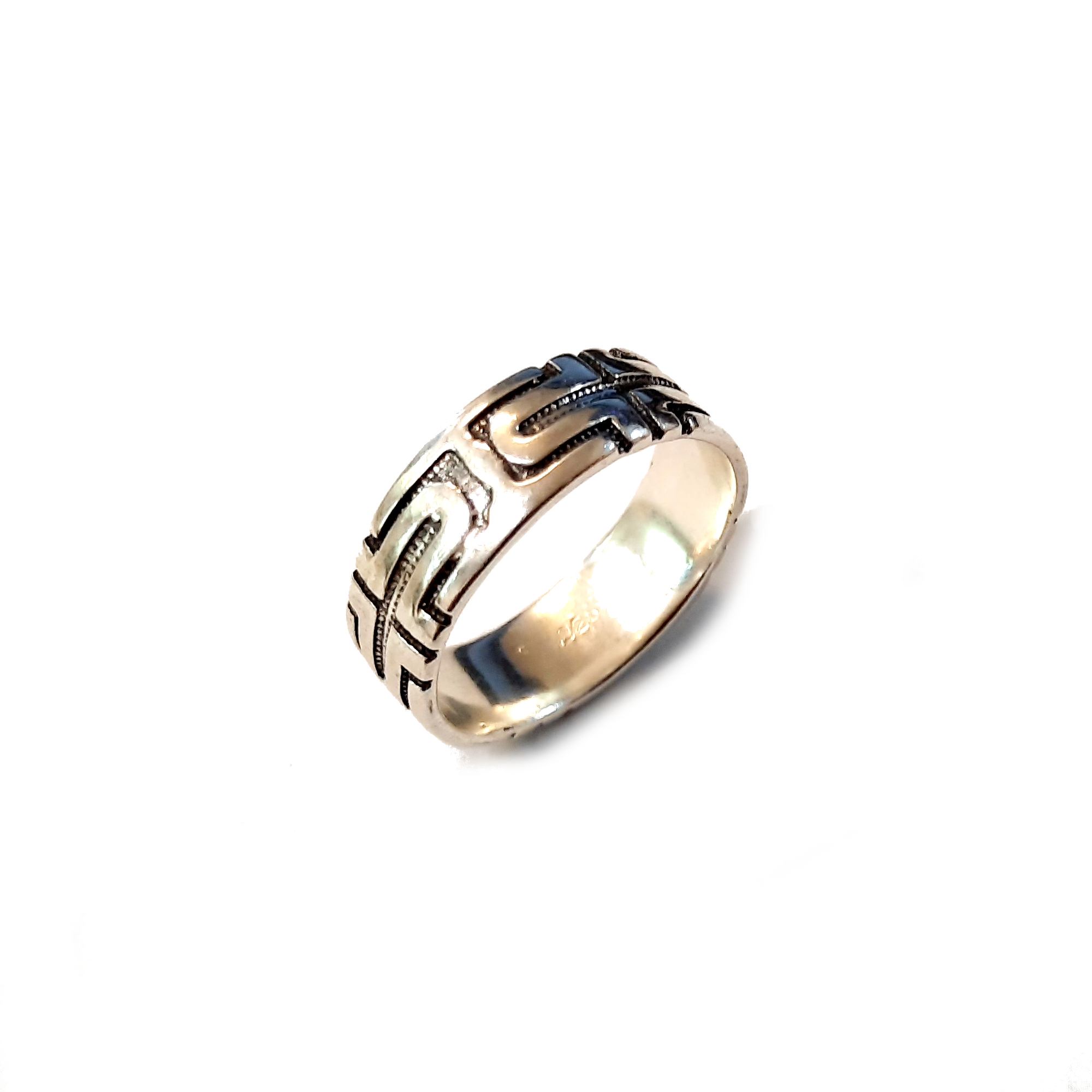 Silver ring - R002166