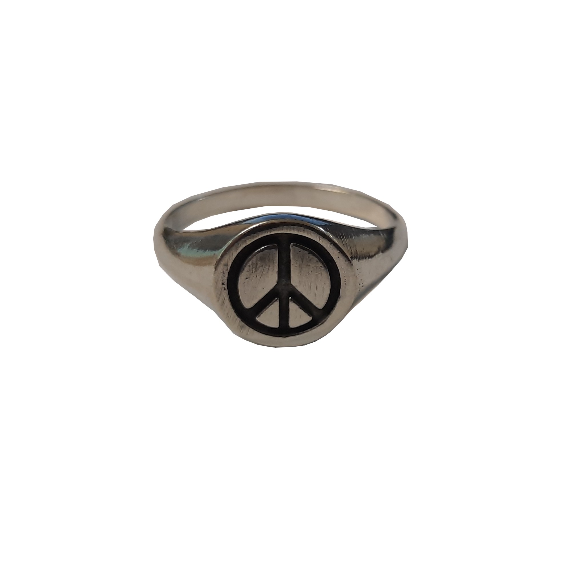 Silver ring - R002167
