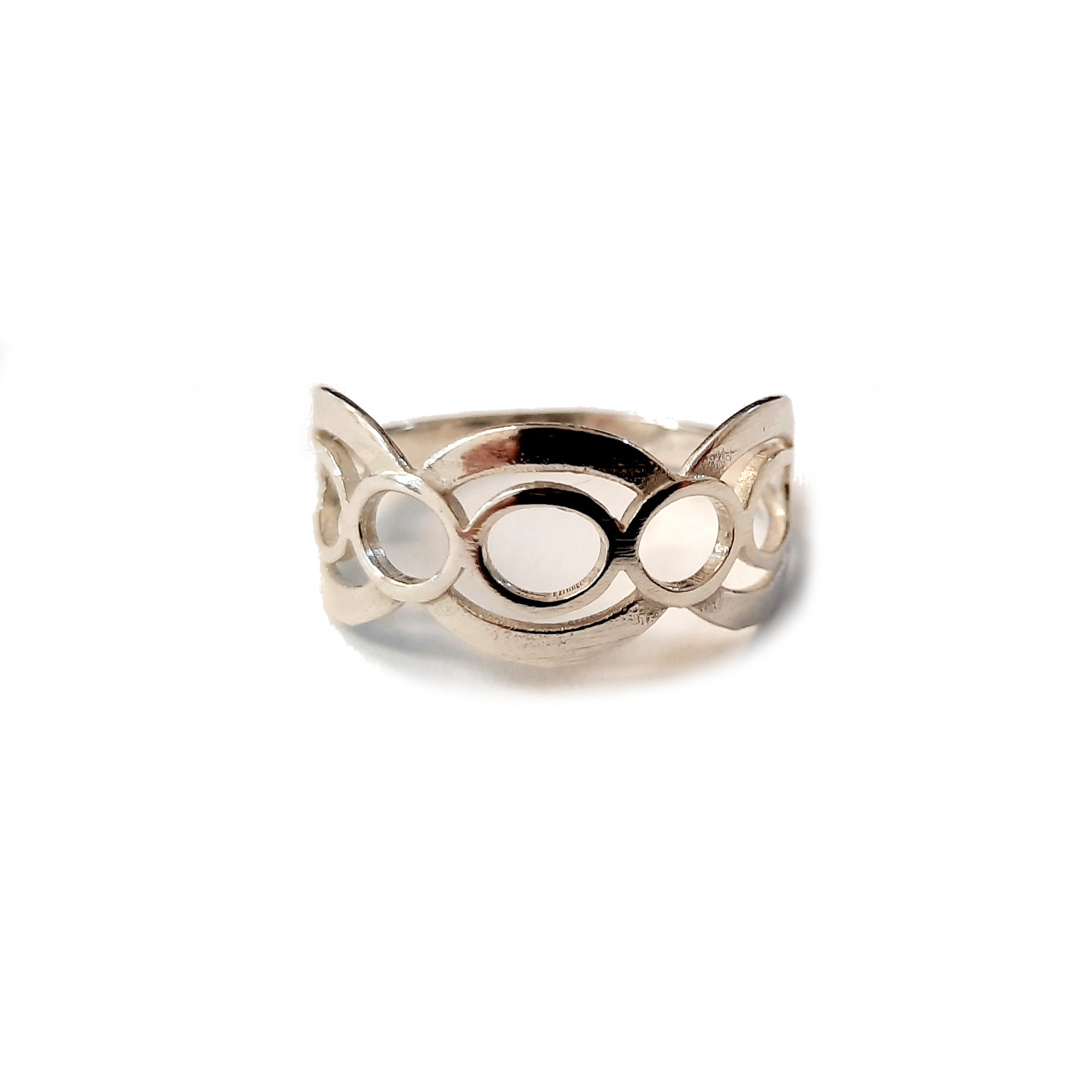Silver ring - R002168