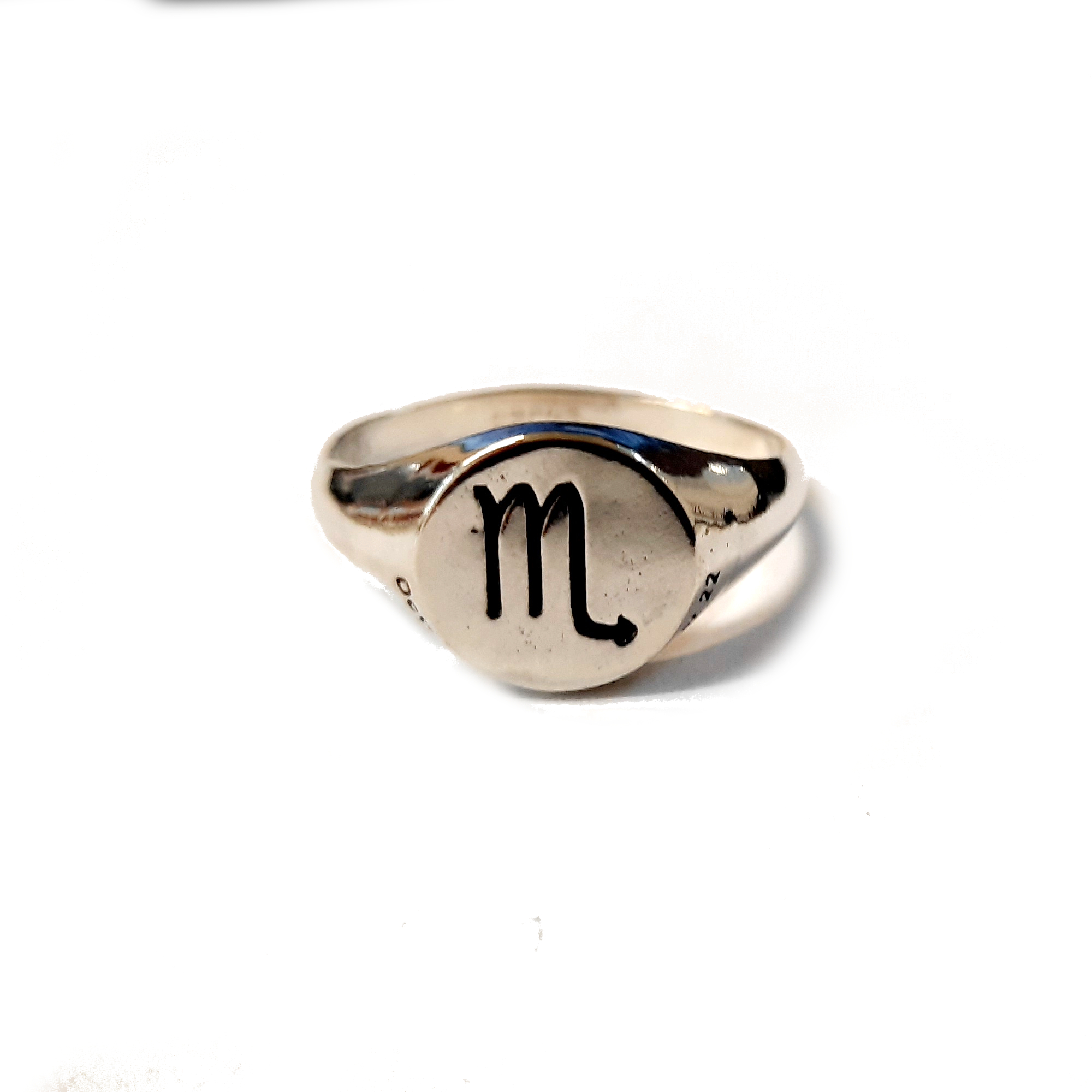 Silver ring - R002169