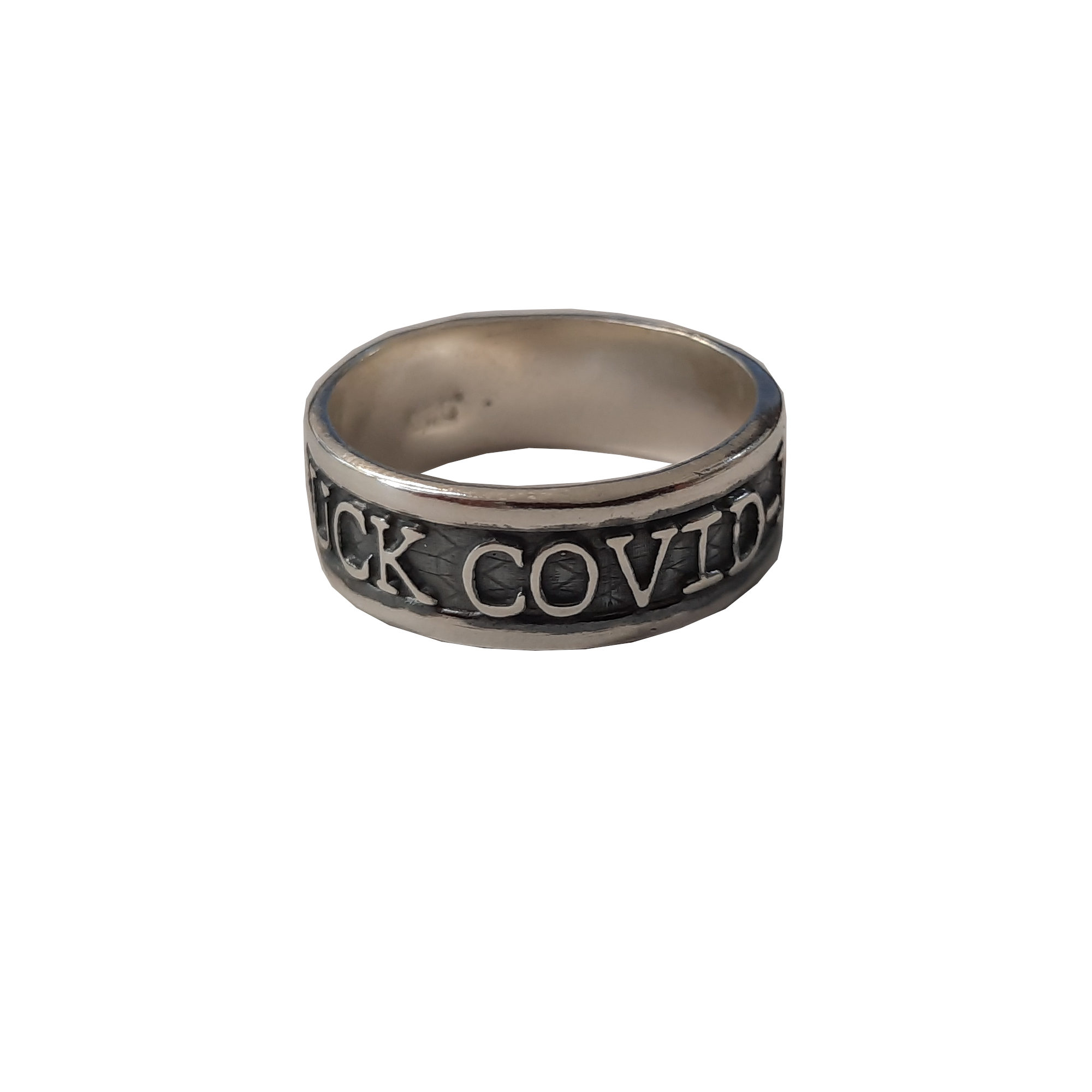 Silver ring - R002170