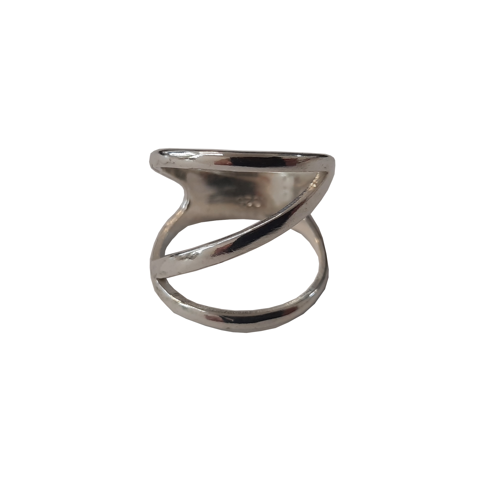Silver ring - R002187