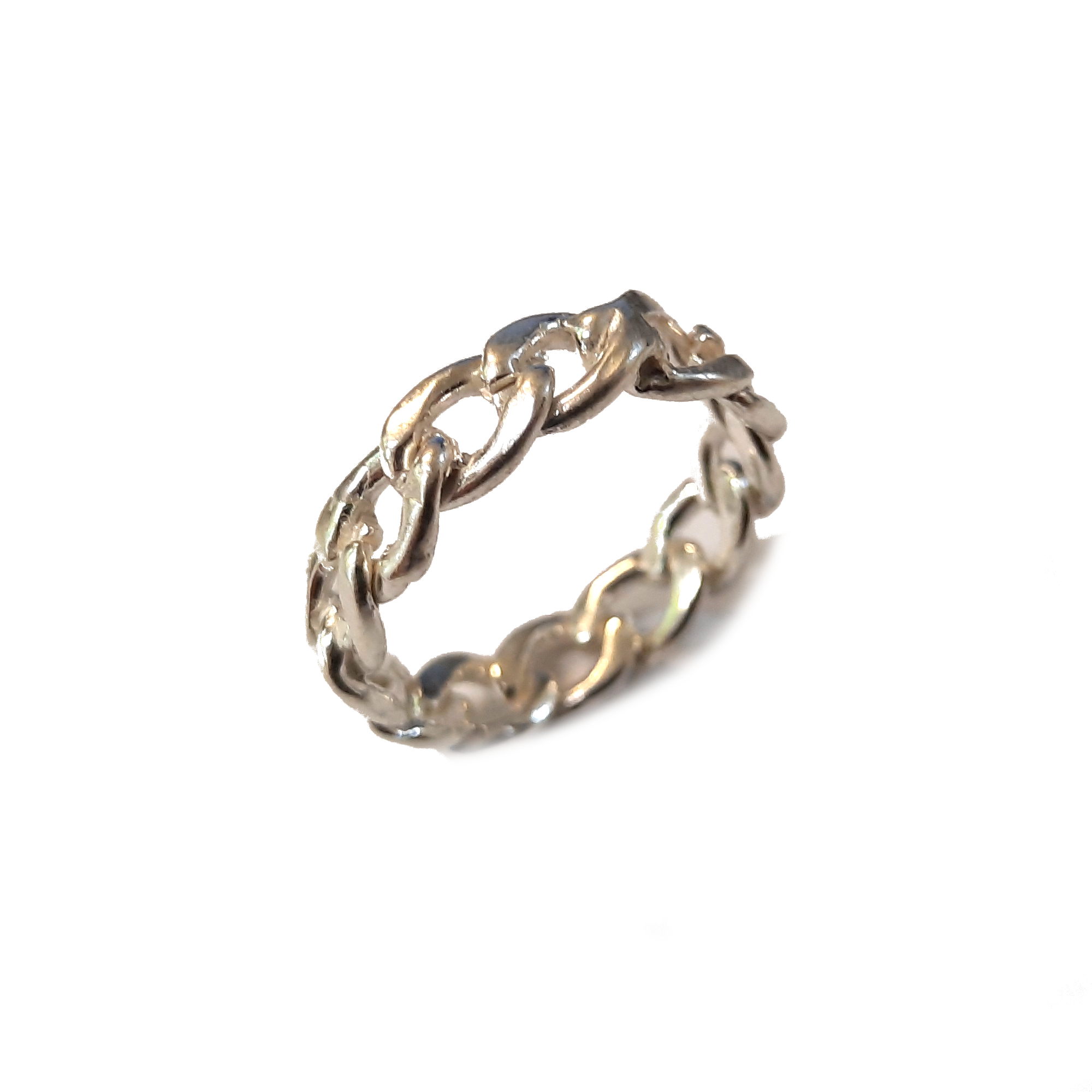 Silver ring - R002188