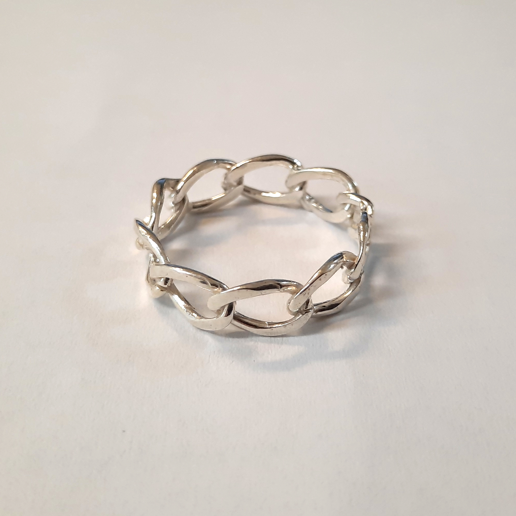 Silver ring - R002189