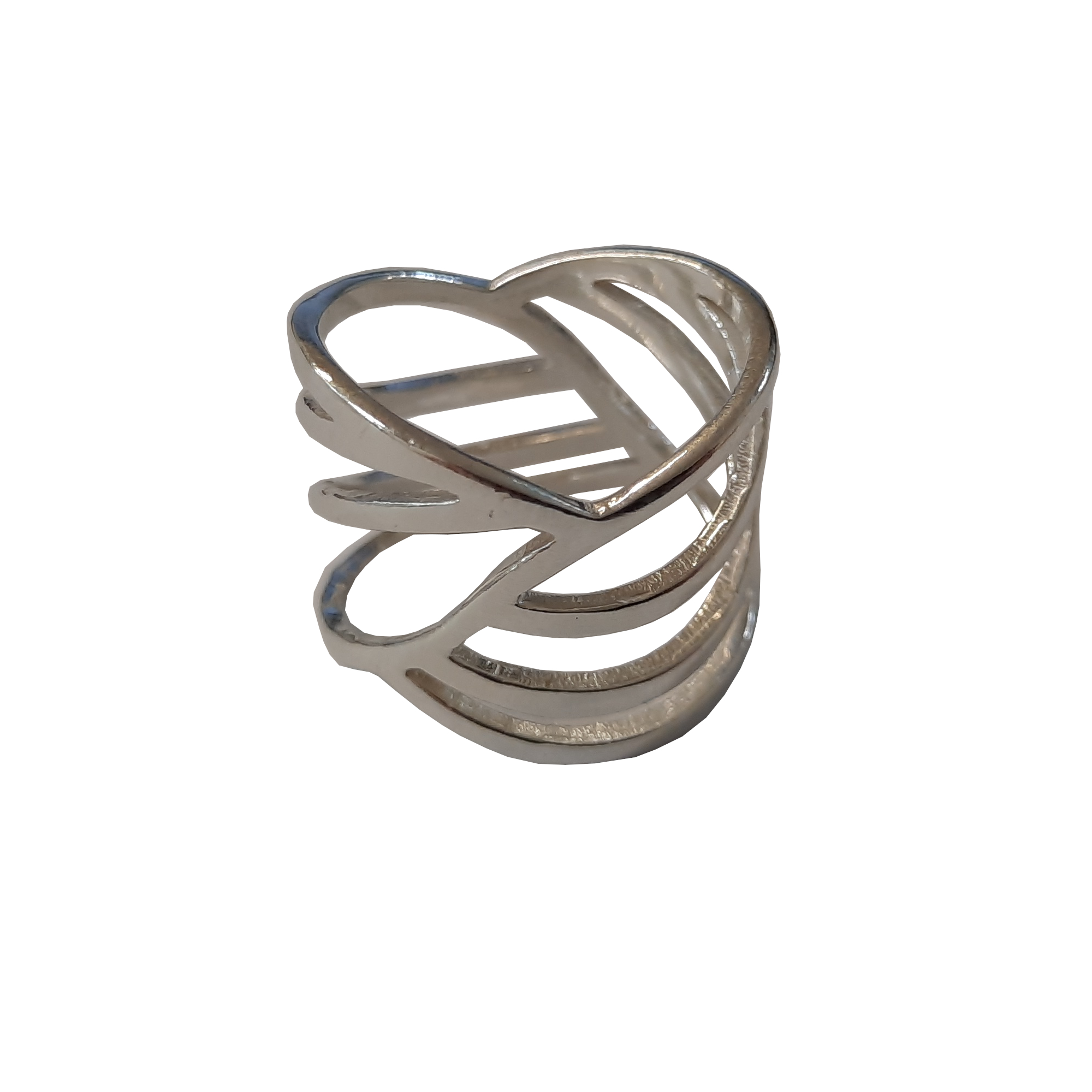 Silver ring - R002196