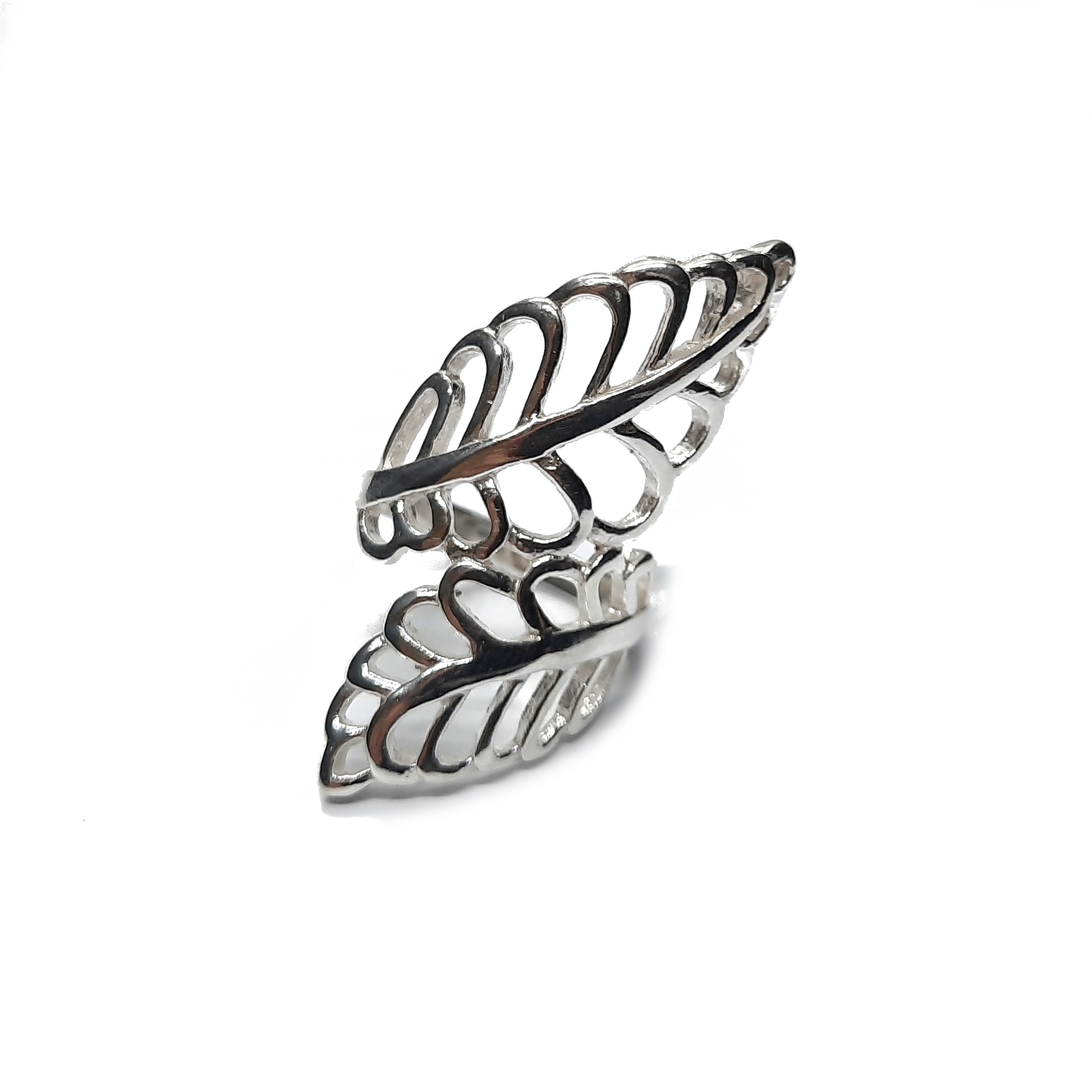 Silver ring - R002198