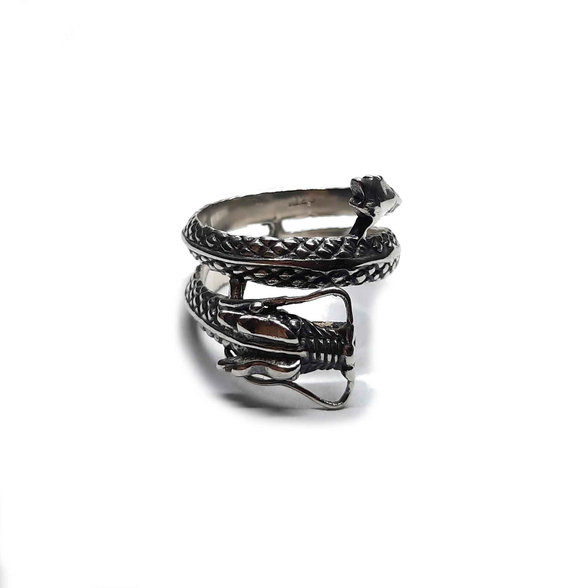 Silver ring - R002199