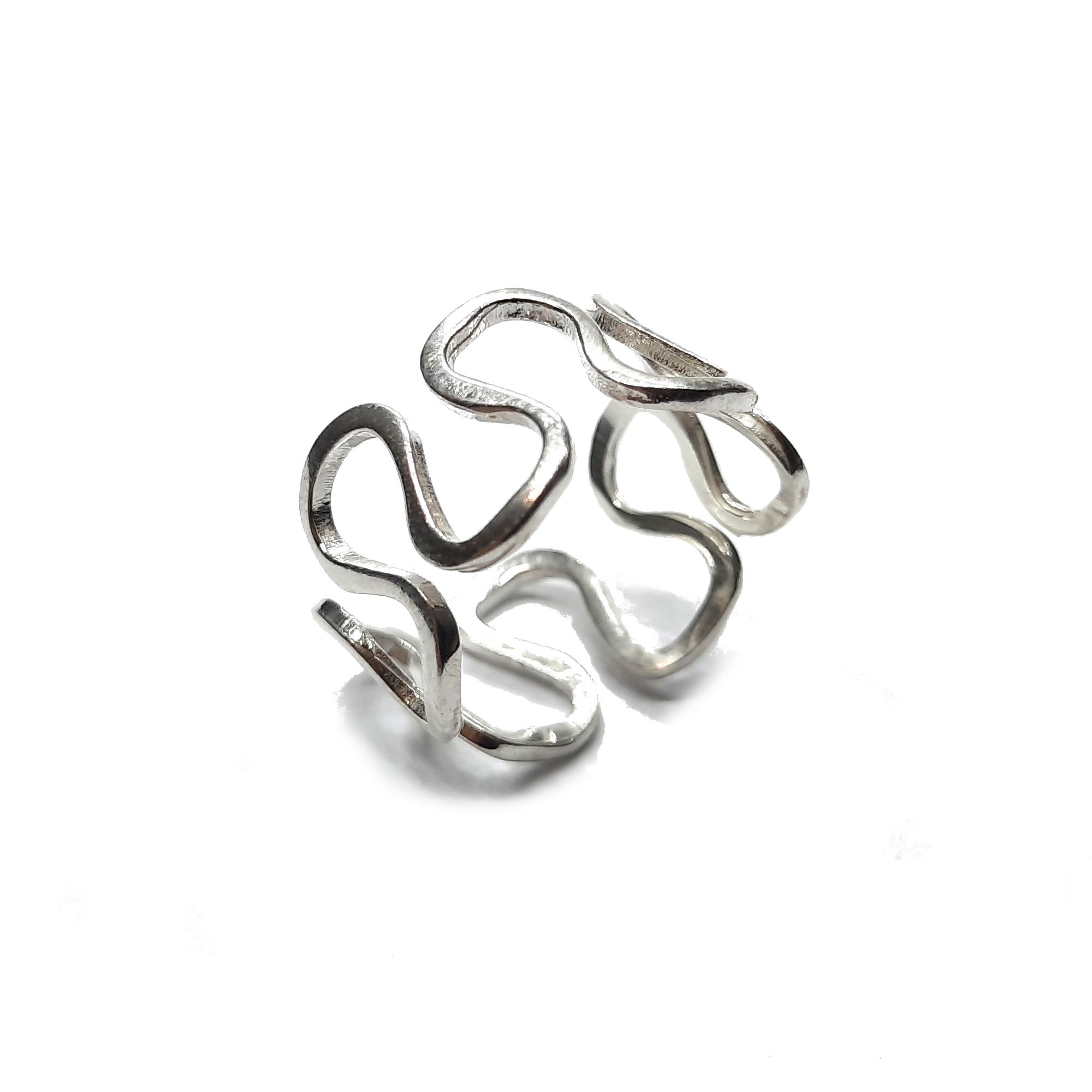 Silver ring - R002200