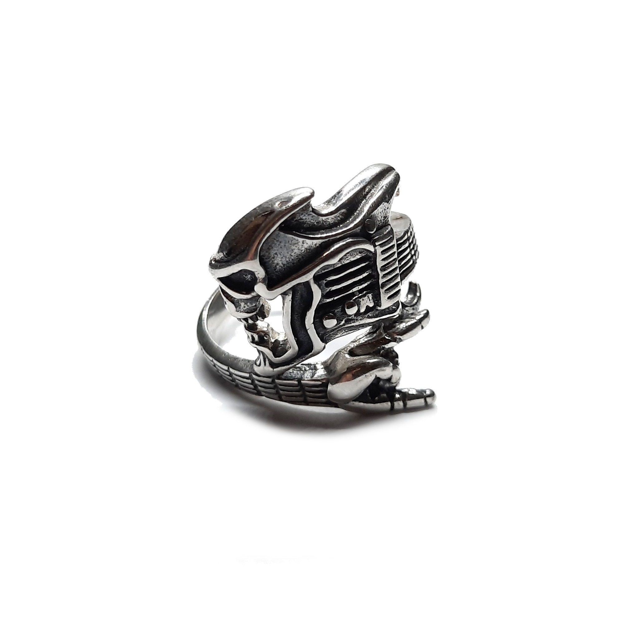 Silver ring - R002201
