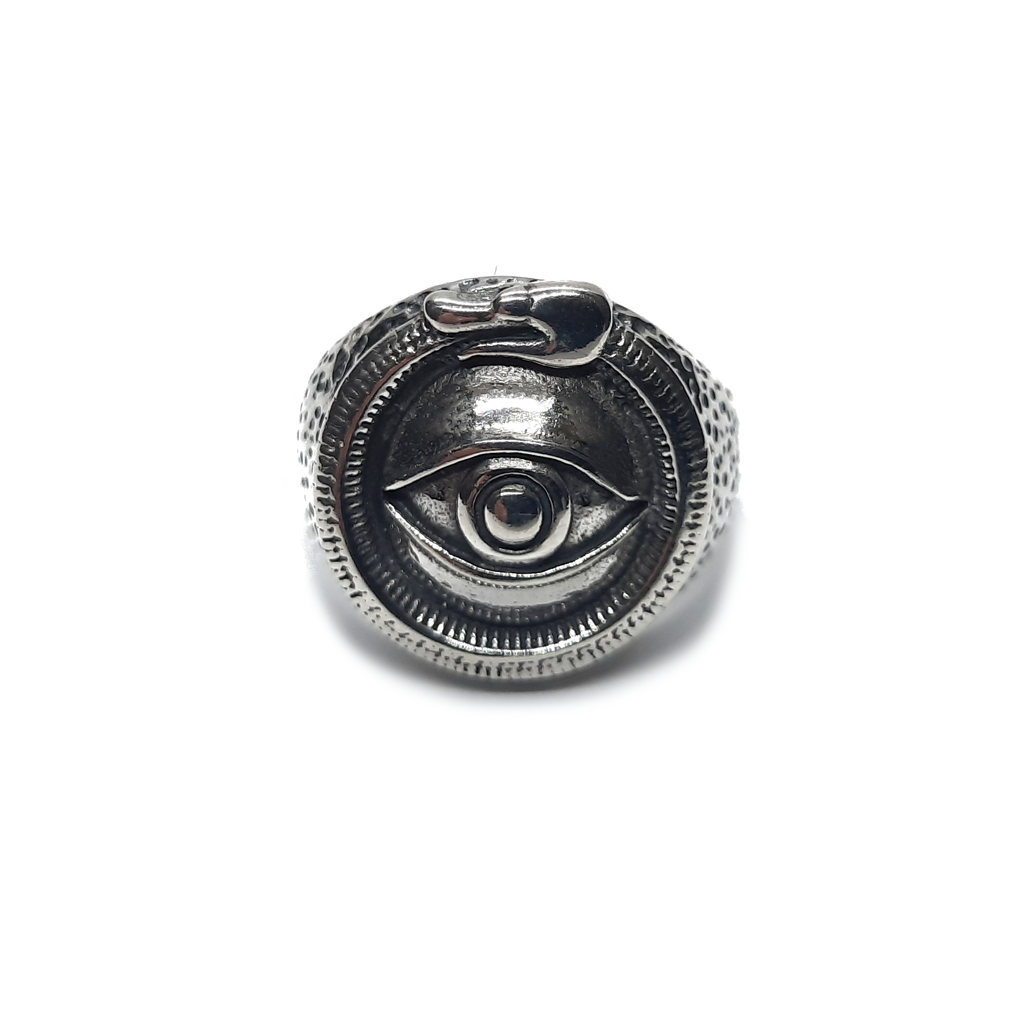 Silver ring - R002203