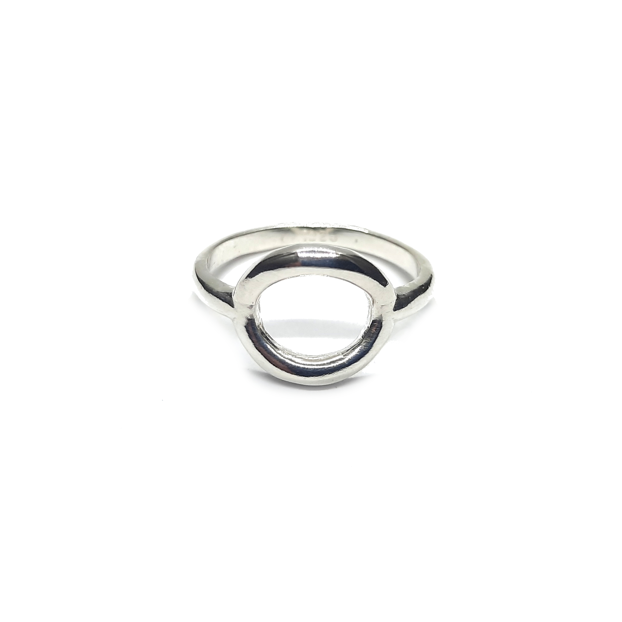 Silver ring - R002204