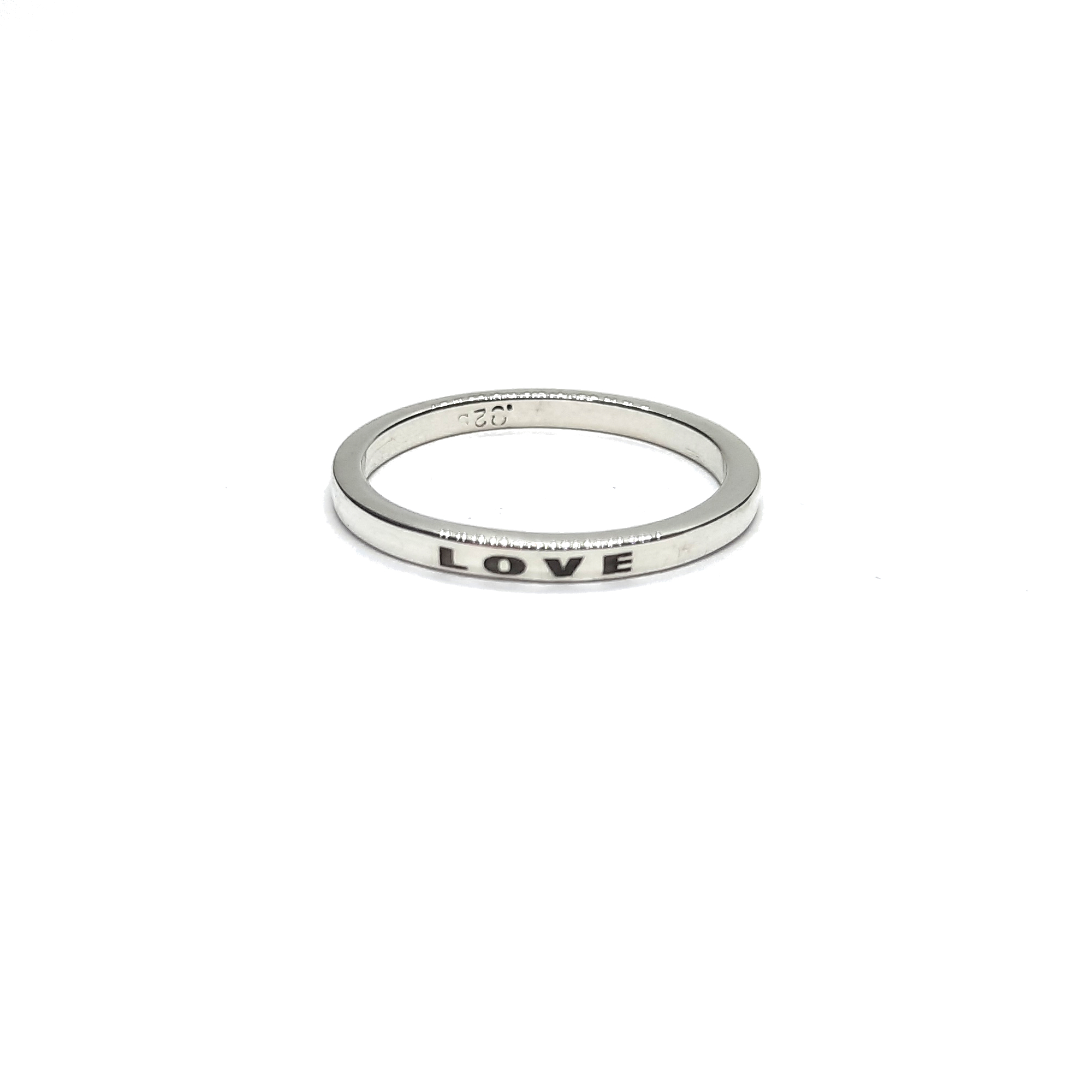 Silver ring - R002207