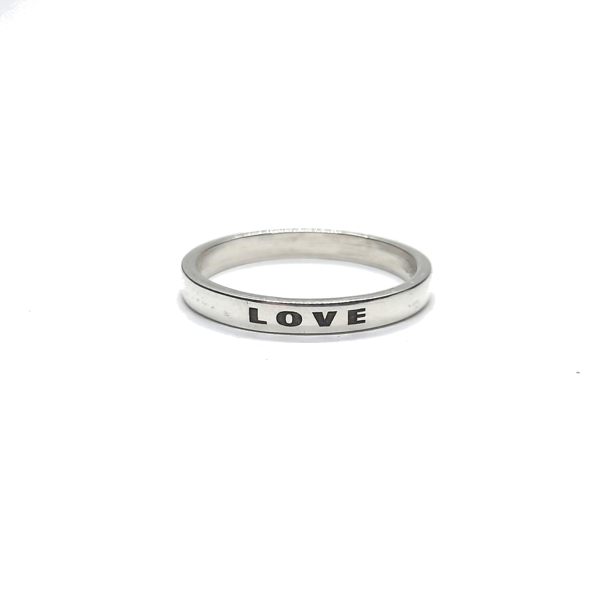 Silver ring - R002208