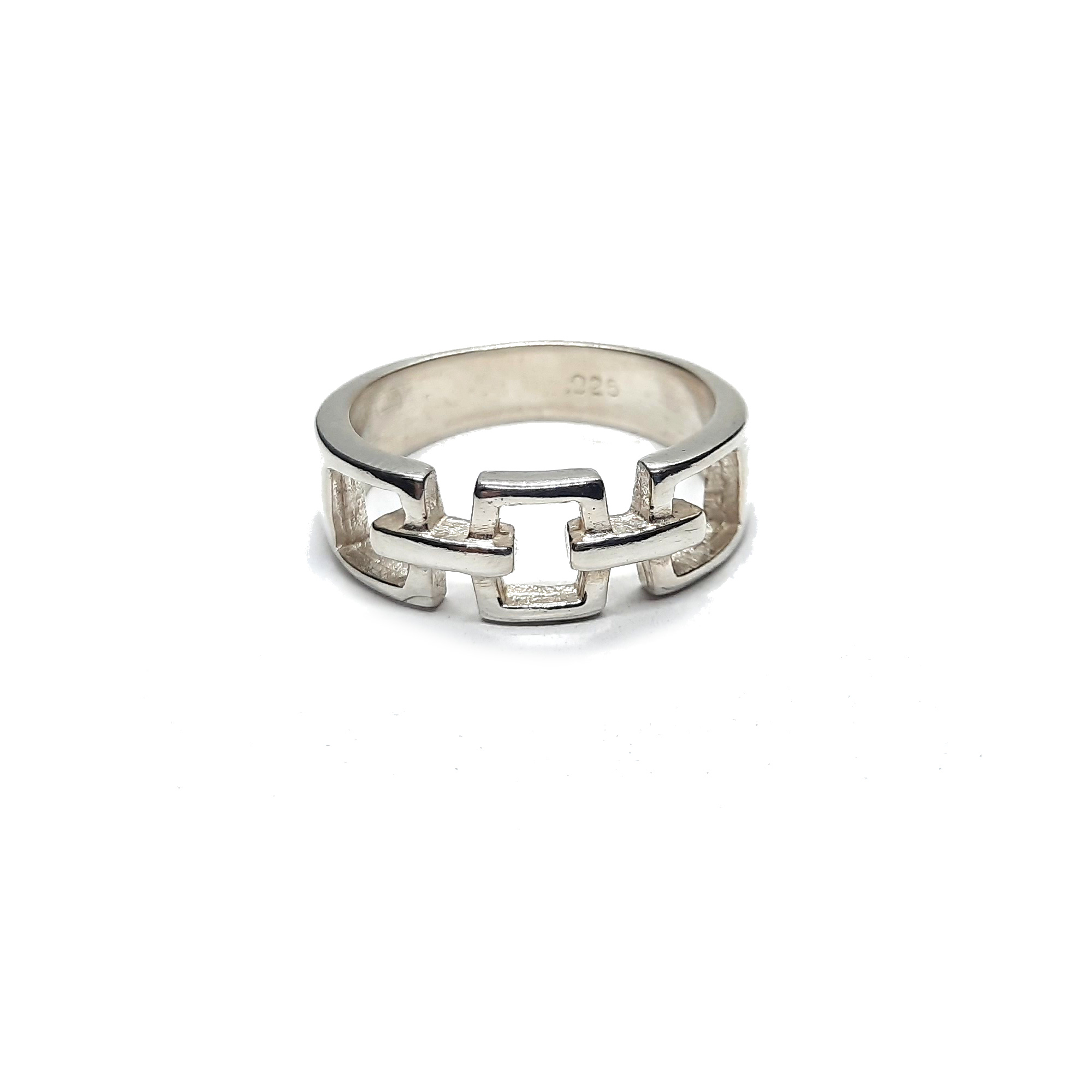 Silver ring - R002209