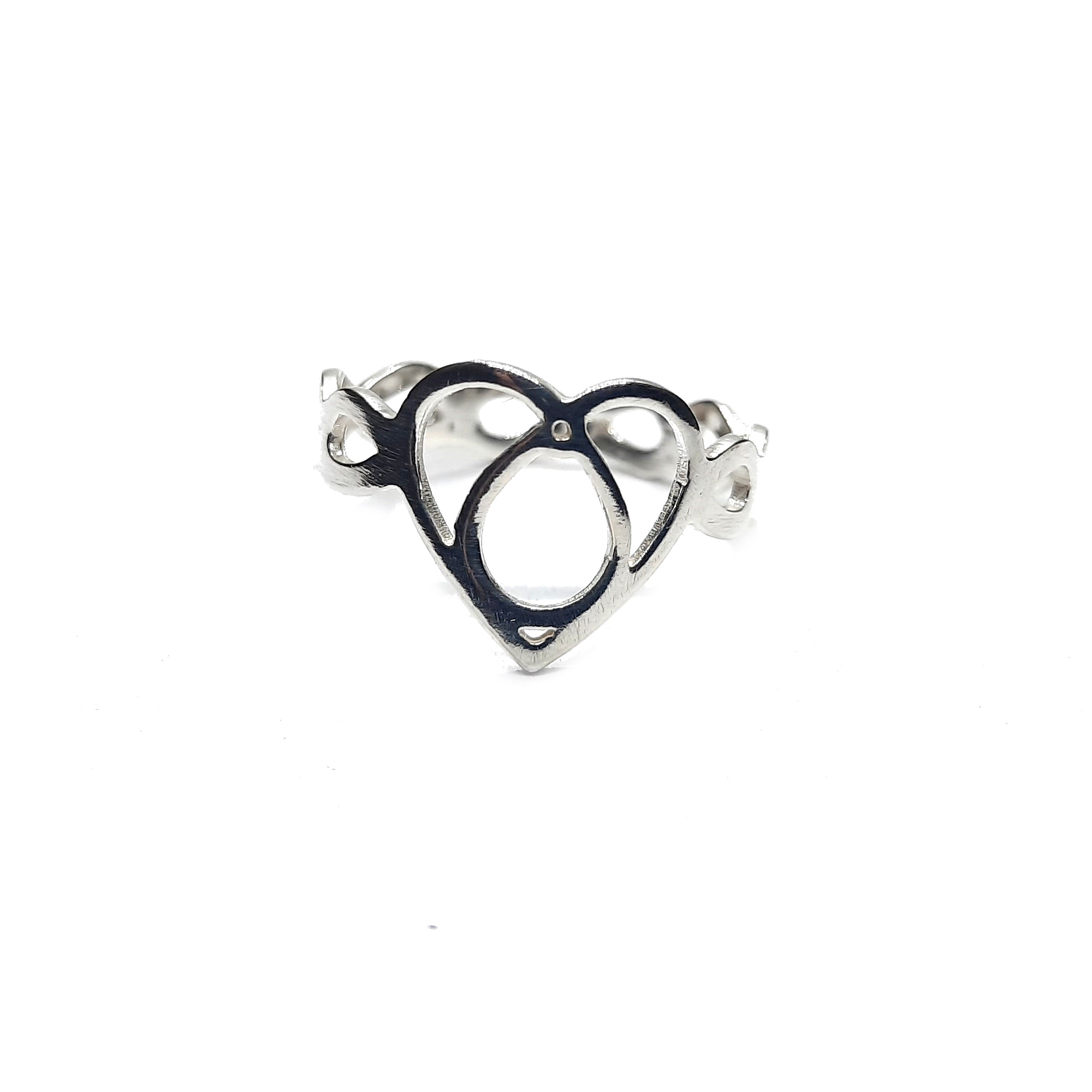 Silver ring - R002211