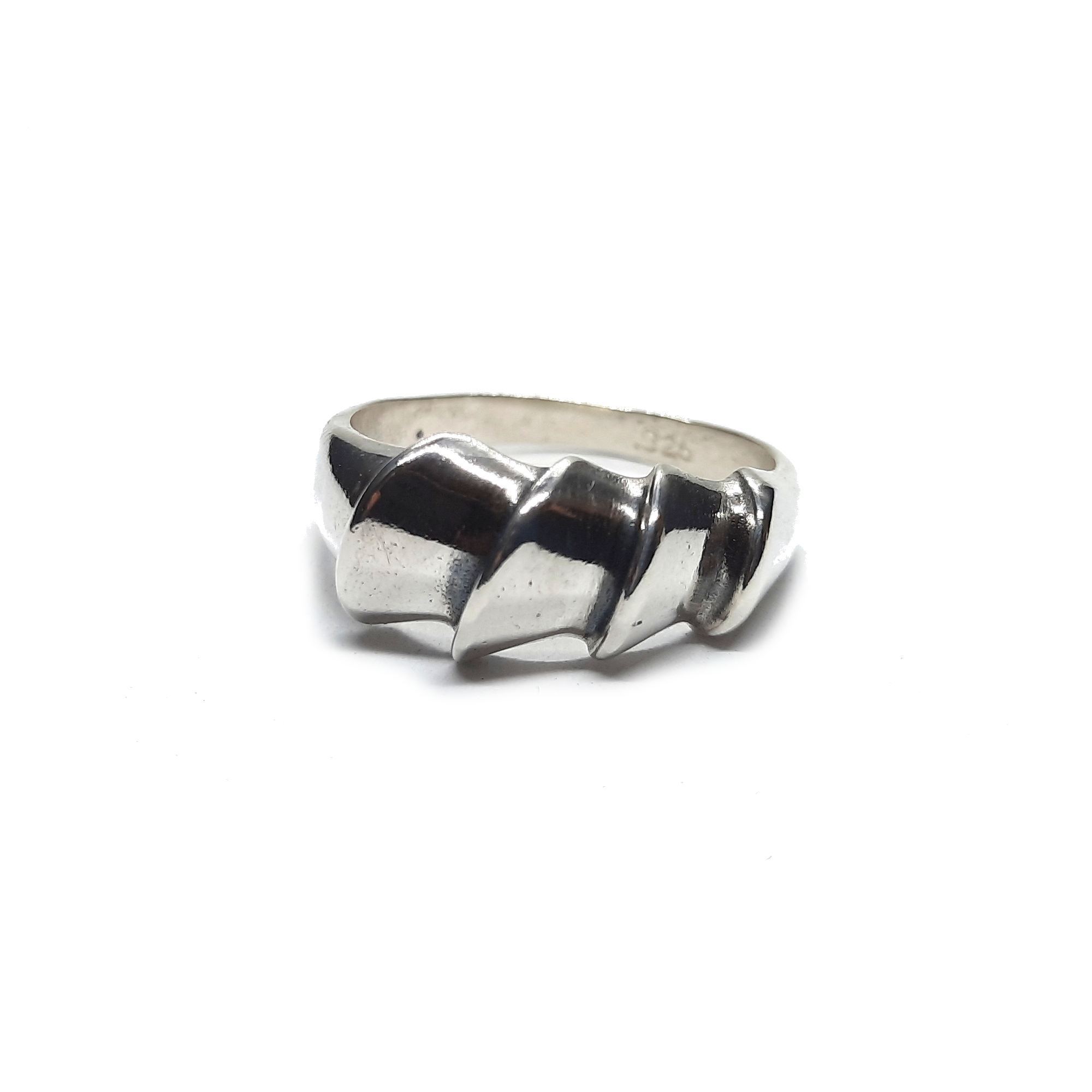 Silver ring - R002213