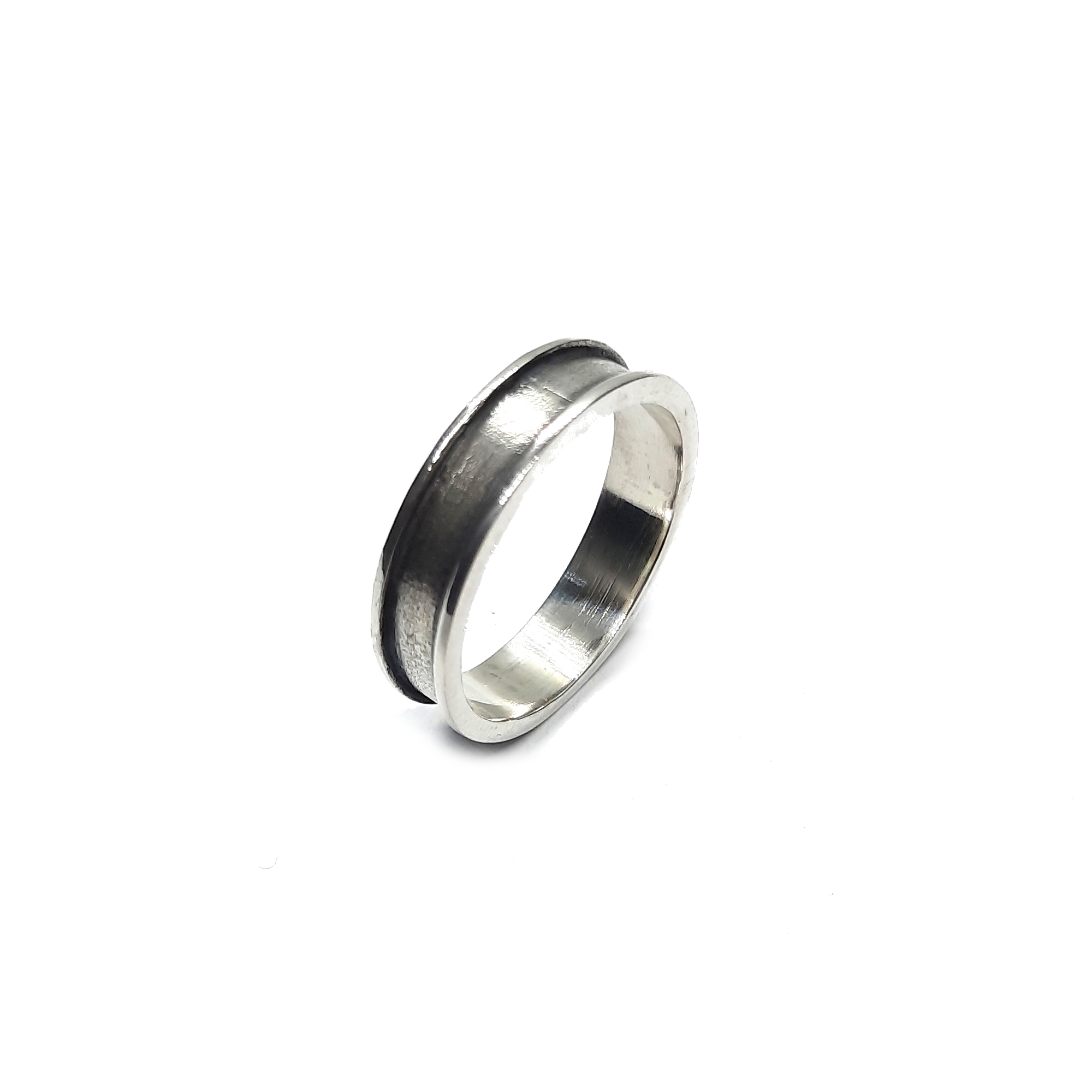 Silver ring - R002216