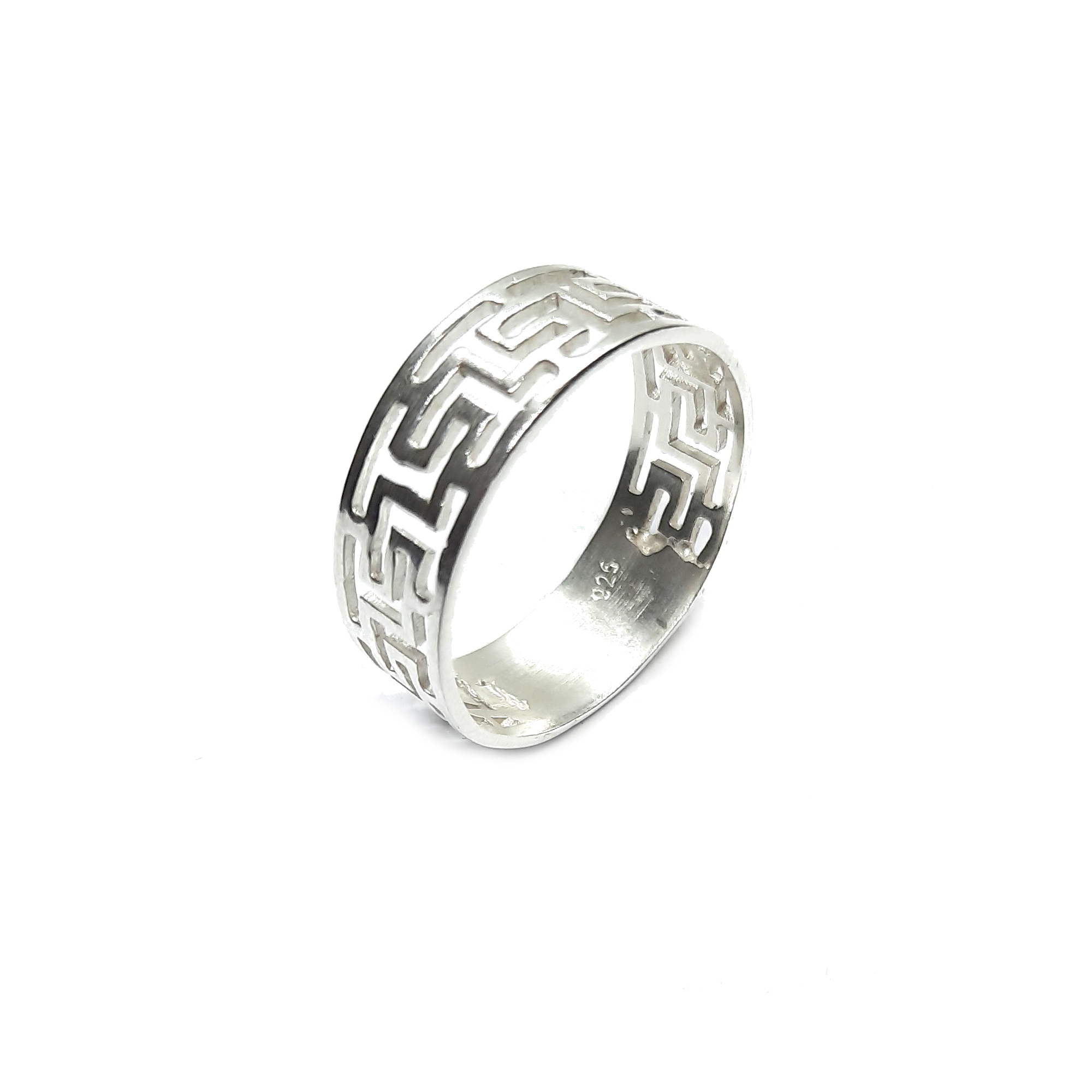 Silver ring - R002217